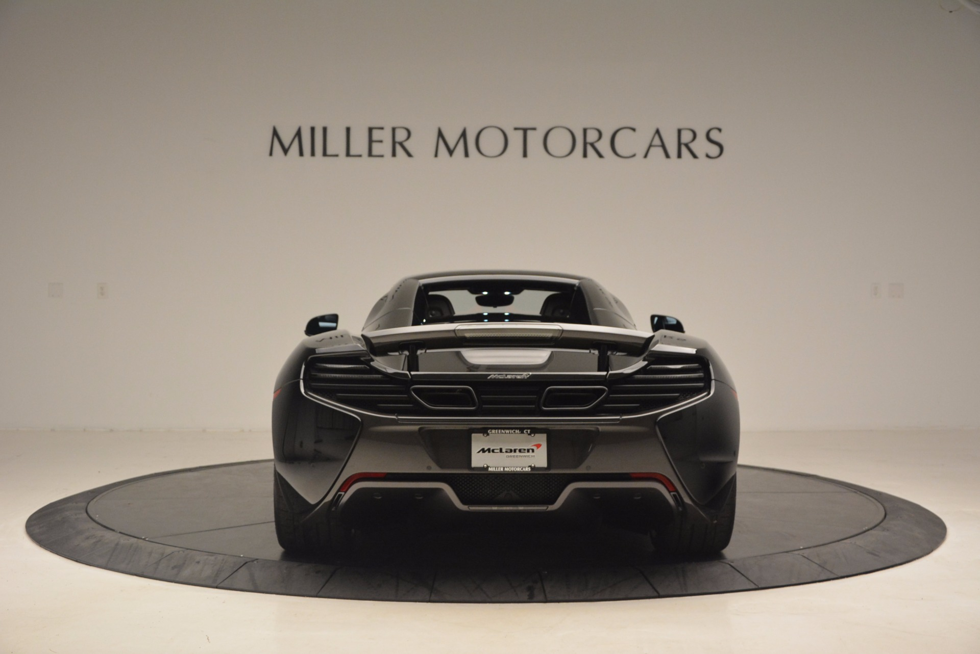 Used 2016 McLaren 650S Spider  For Sale In Greenwich, CT 1103_p16