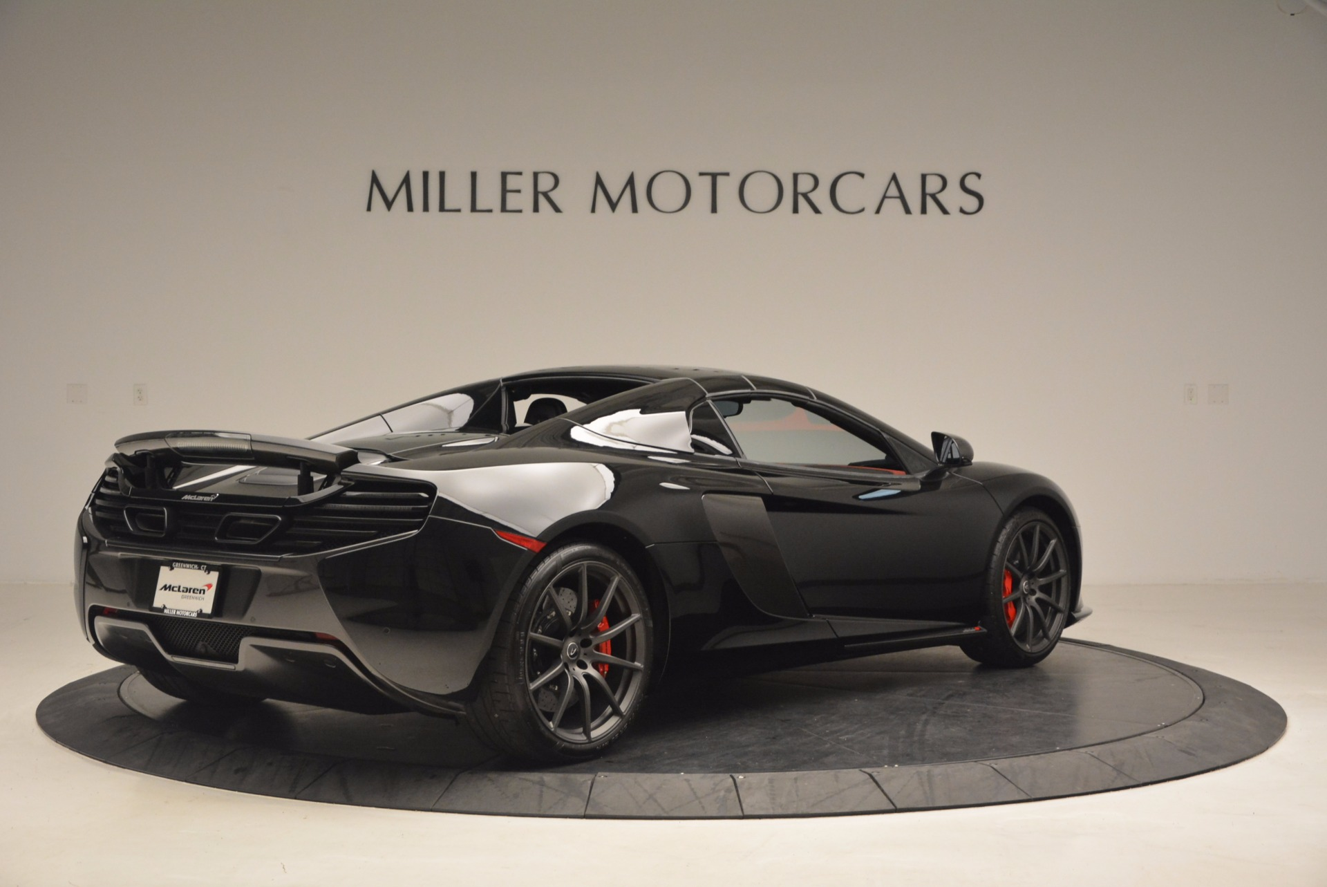 Used 2016 McLaren 650S Spider  For Sale In Greenwich, CT 1103_p17