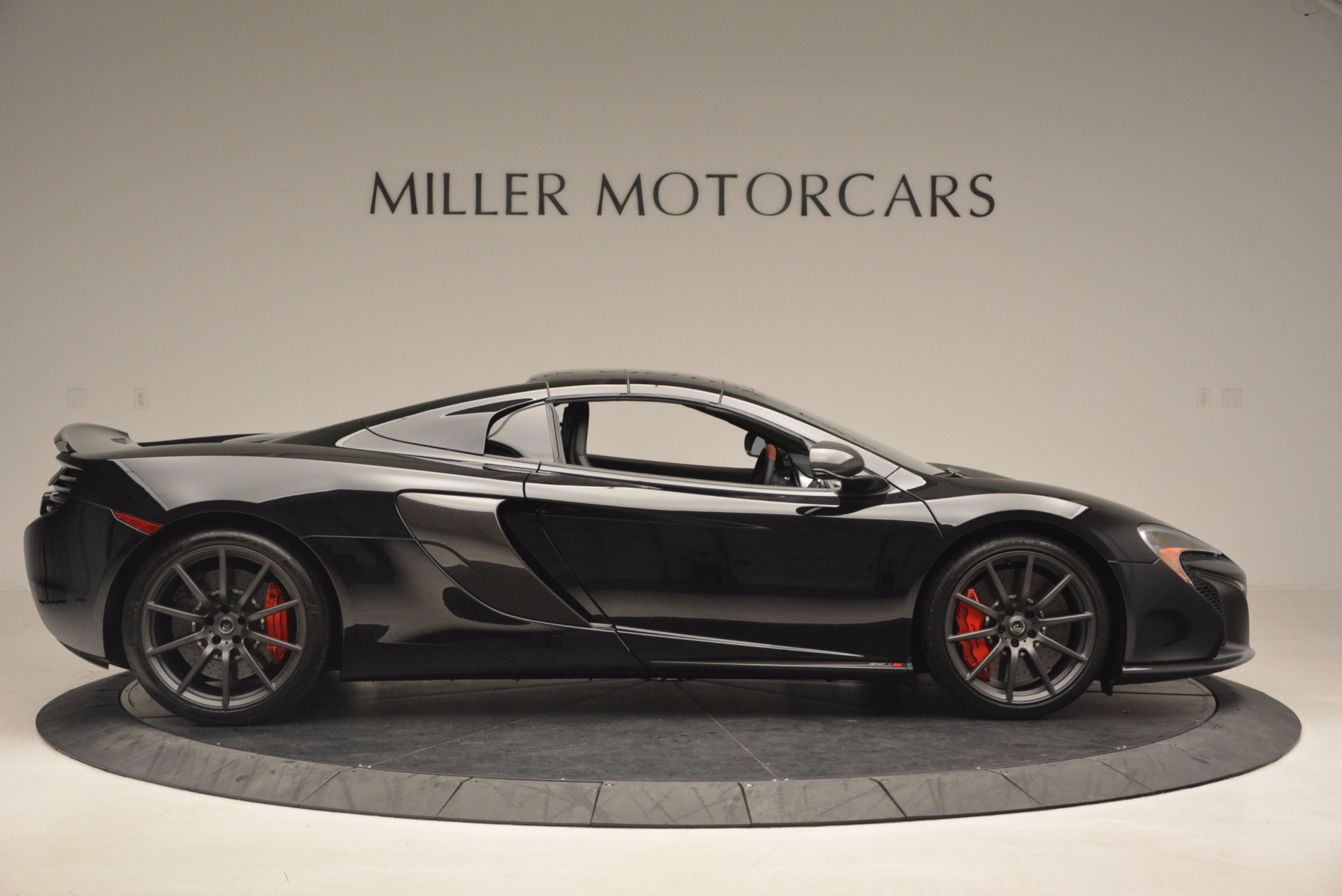 Used 2016 McLaren 650S Spider  For Sale In Greenwich, CT 1103_p18