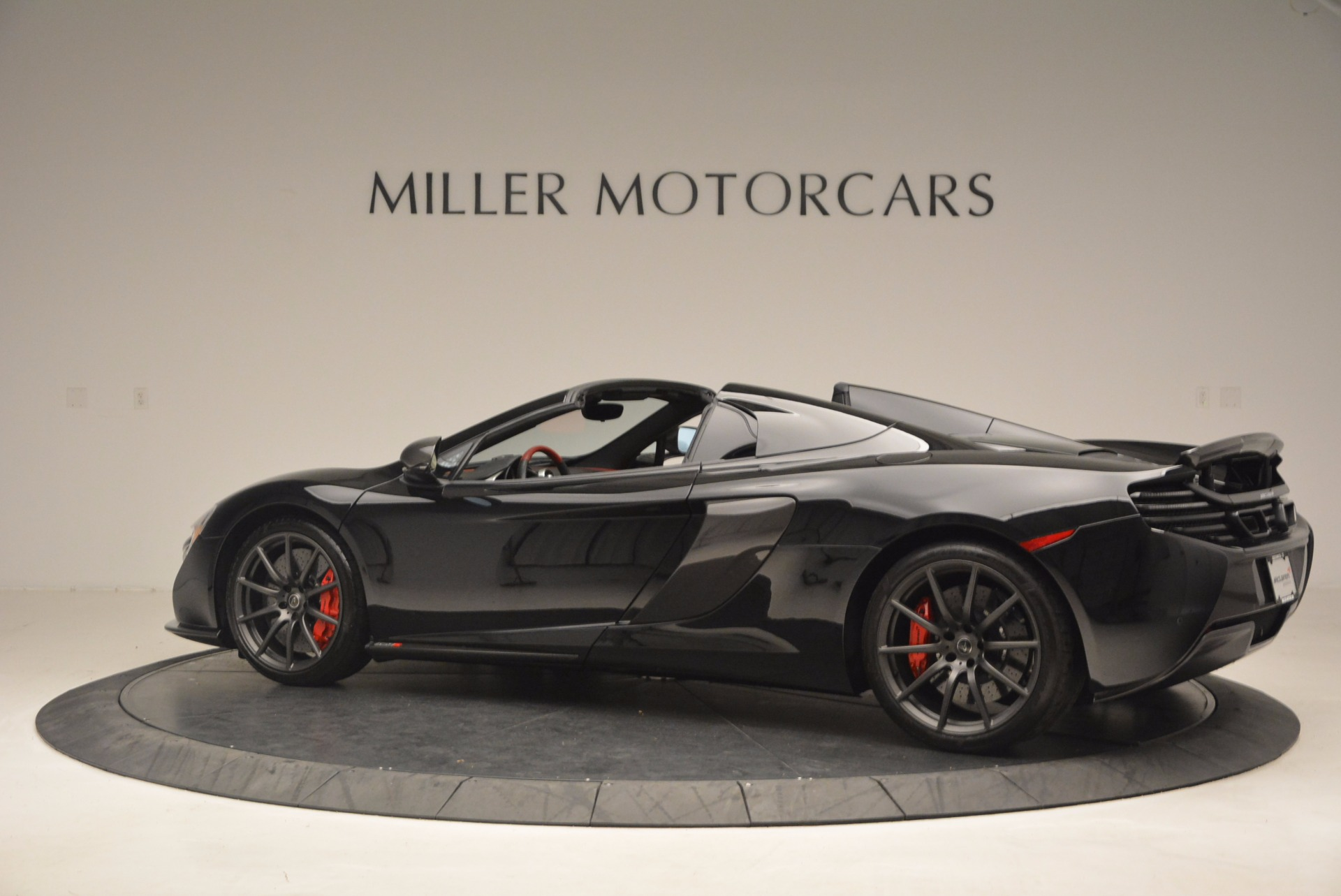 Used 2016 McLaren 650S Spider  For Sale In Greenwich, CT 1103_p4