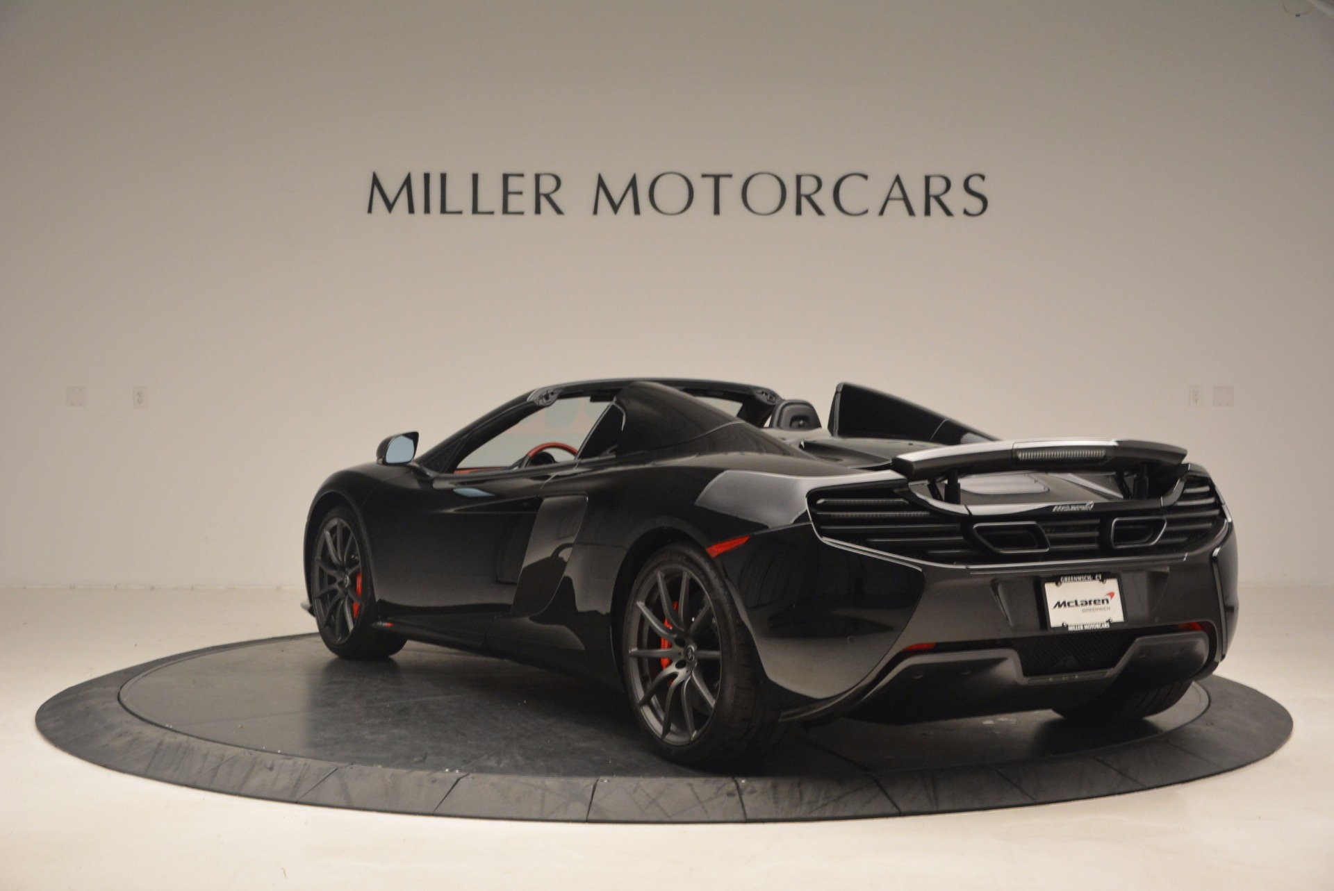 Used 2016 McLaren 650S Spider  For Sale In Greenwich, CT 1103_p5
