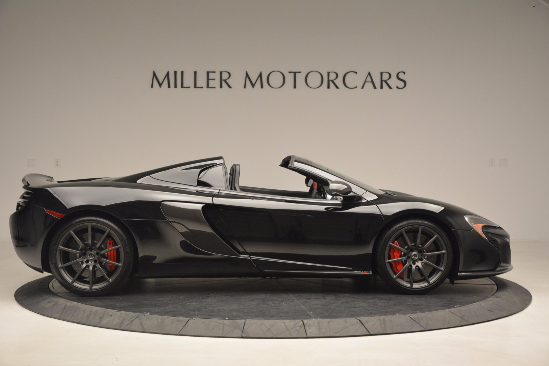 Used 2016 McLaren 650S Spider  For Sale In Greenwich, CT 1103_p9