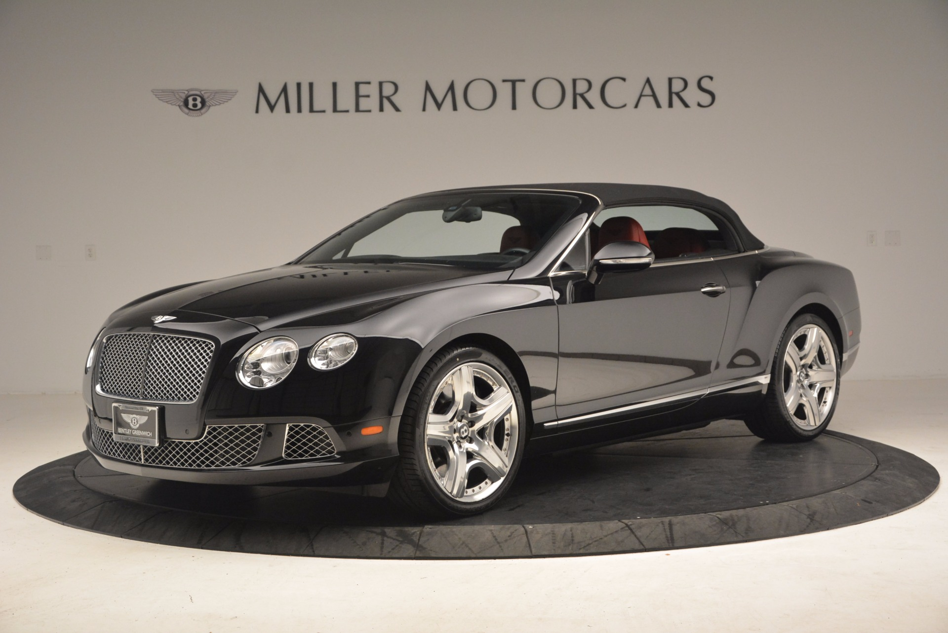 Used 2012 Bentley Continental GT W12 Convertible For Sale In Greenwich, CT 1104_p15
