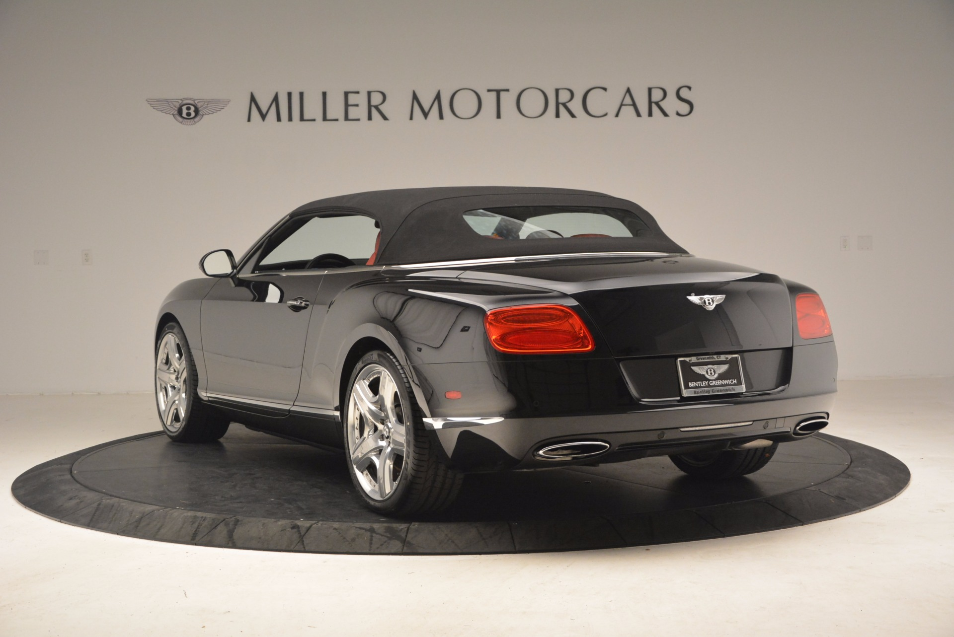 Used 2012 Bentley Continental GT W12 Convertible For Sale In Greenwich, CT 1104_p18