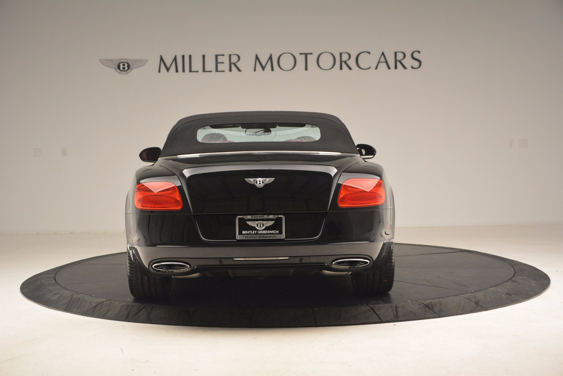 Used 2012 Bentley Continental GT W12 Convertible For Sale In Greenwich, CT 1104_p19
