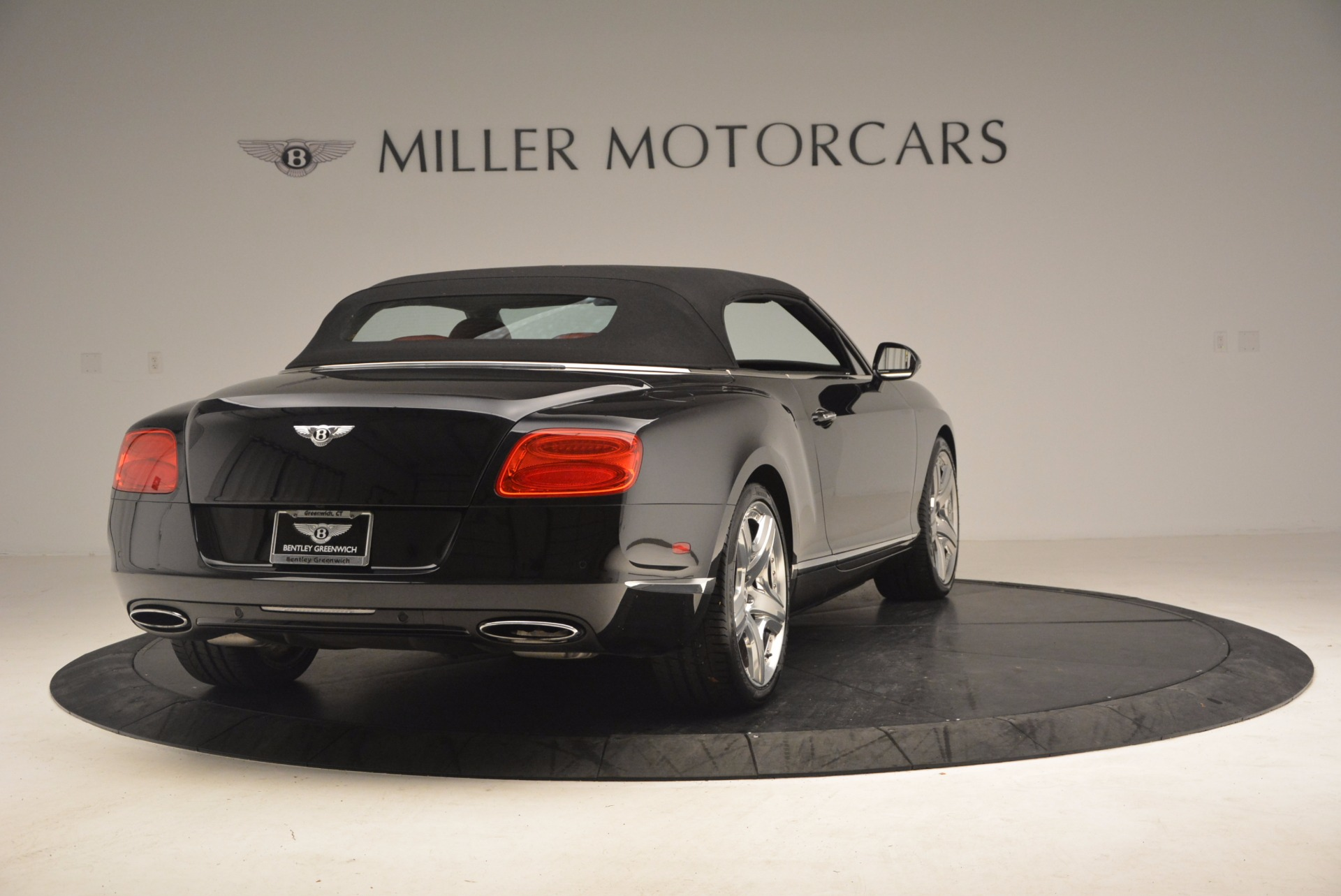 Used 2012 Bentley Continental GT W12 Convertible For Sale In Greenwich, CT 1104_p20