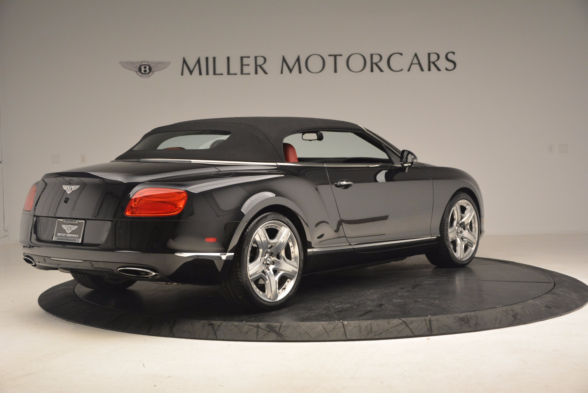Used 2012 Bentley Continental GT W12 Convertible For Sale In Greenwich, CT 1104_p21