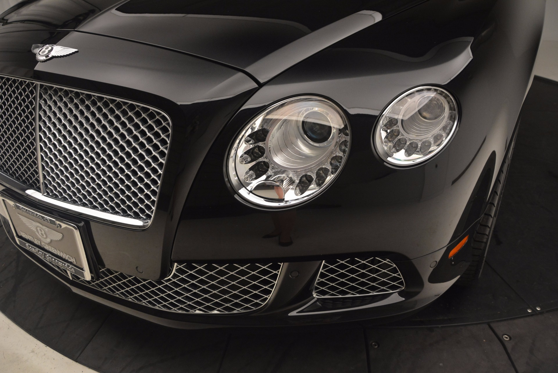 Used 2012 Bentley Continental GT W12 Convertible For Sale In Greenwich, CT 1104_p27