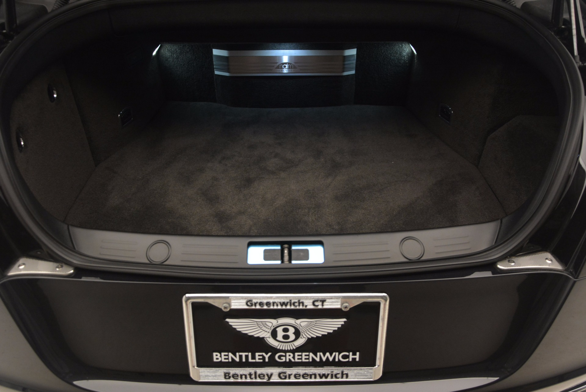 Used 2012 Bentley Continental GT W12 Convertible For Sale In Greenwich, CT 1104_p51