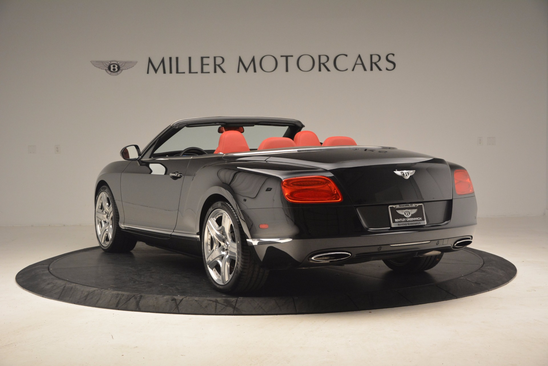 Used 2012 Bentley Continental GT W12 Convertible For Sale In Greenwich, CT 1104_p5