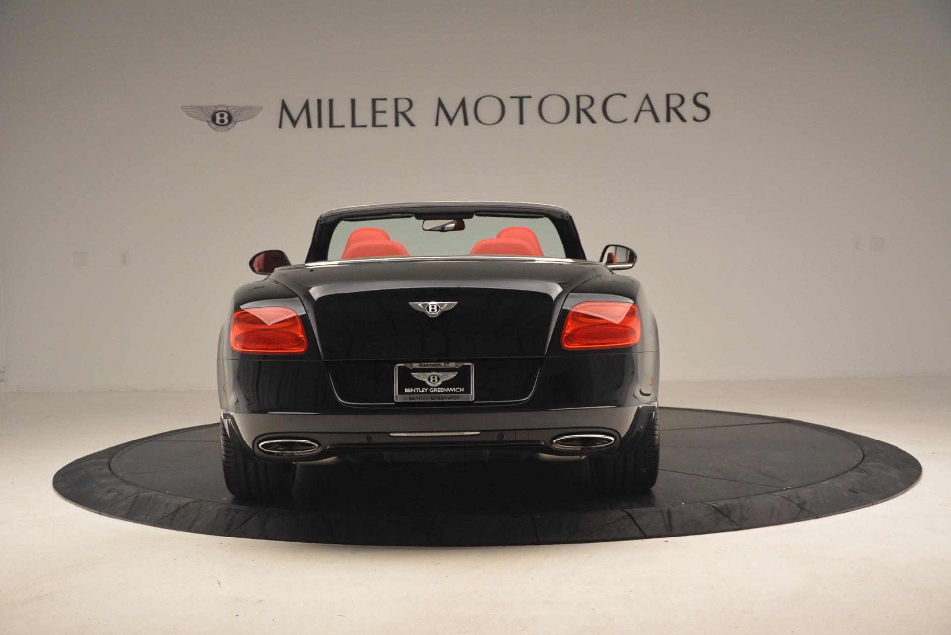 Used 2012 Bentley Continental GT W12 Convertible For Sale In Greenwich, CT 1104_p6