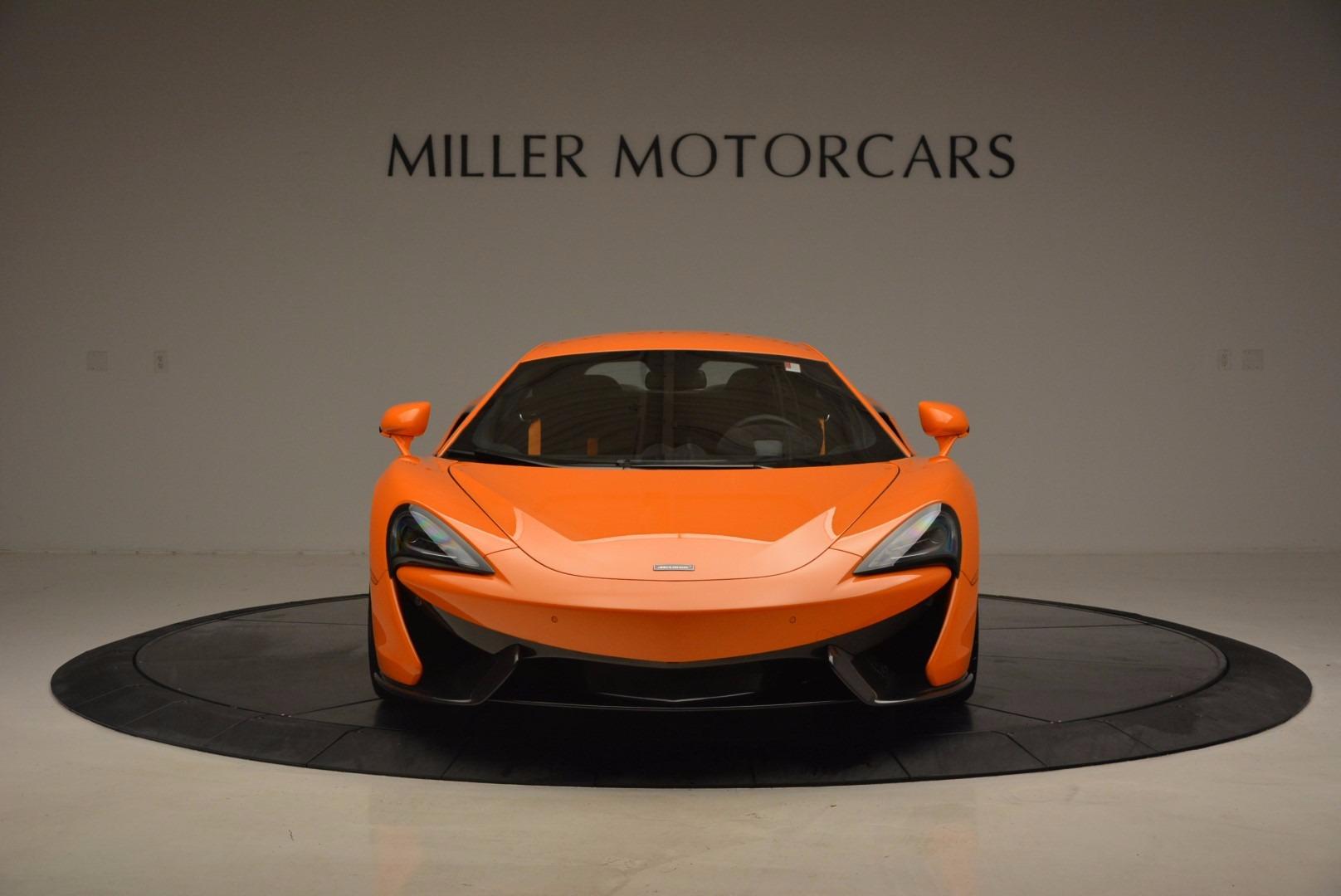 New 2017 McLaren 570S  For Sale In Greenwich, CT 1105_p12