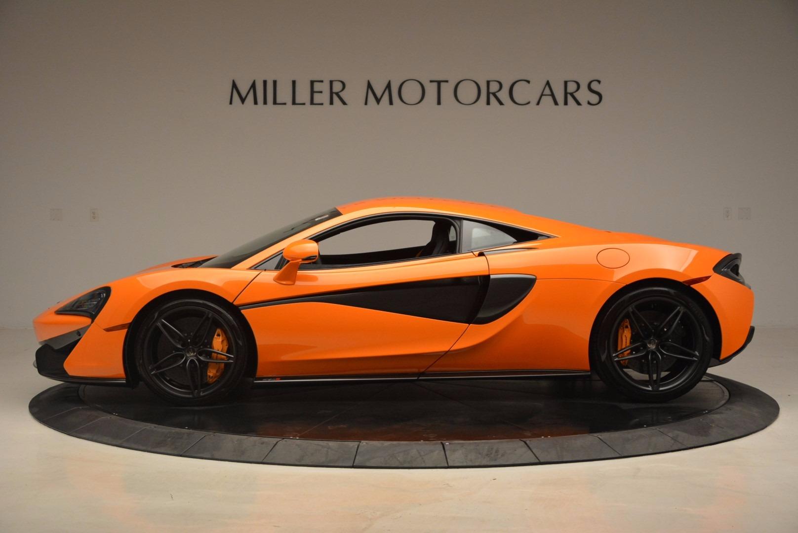New 2017 McLaren 570S  For Sale In Greenwich, CT 1105_p3