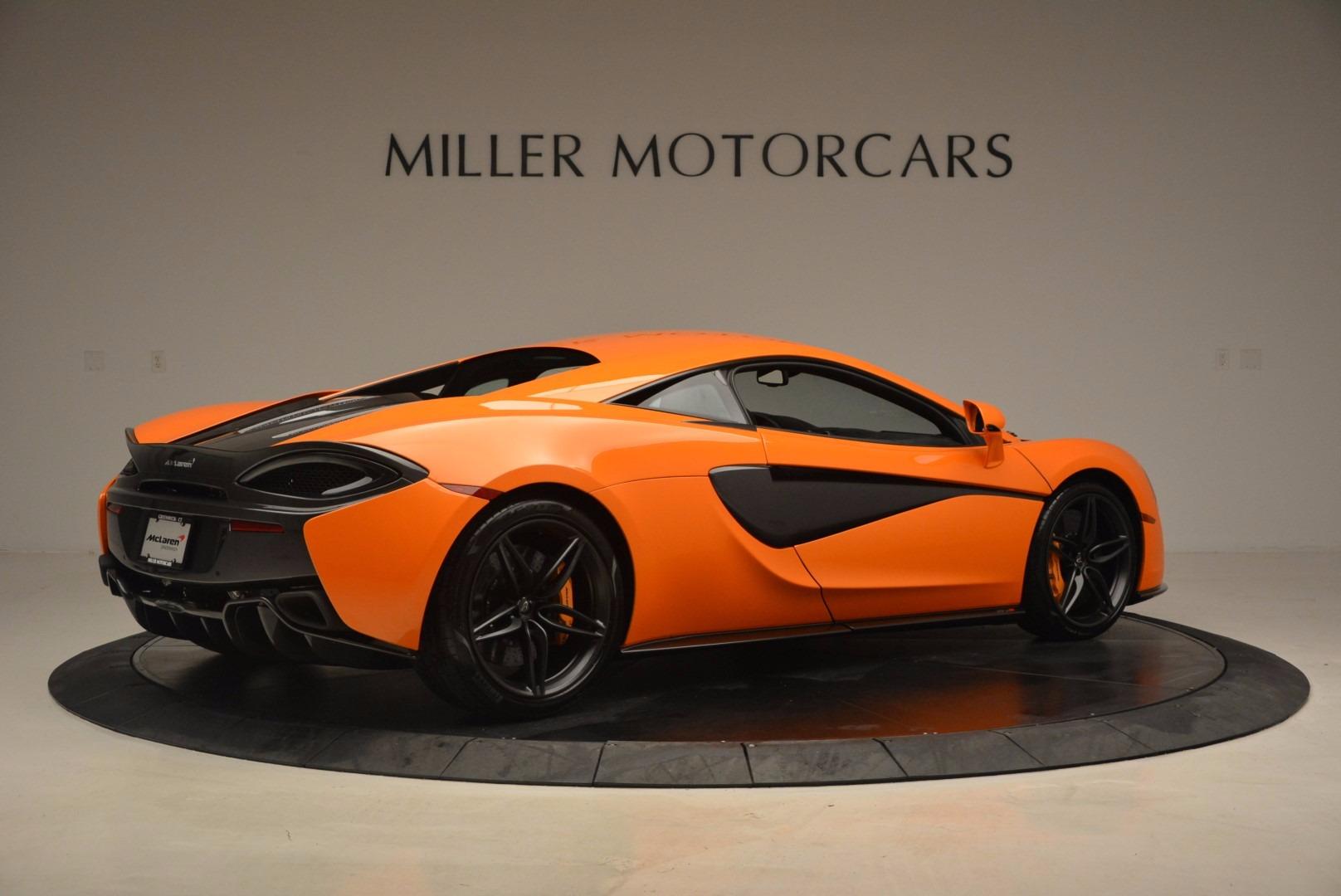 New 2017 McLaren 570S  For Sale In Greenwich, CT 1105_p8