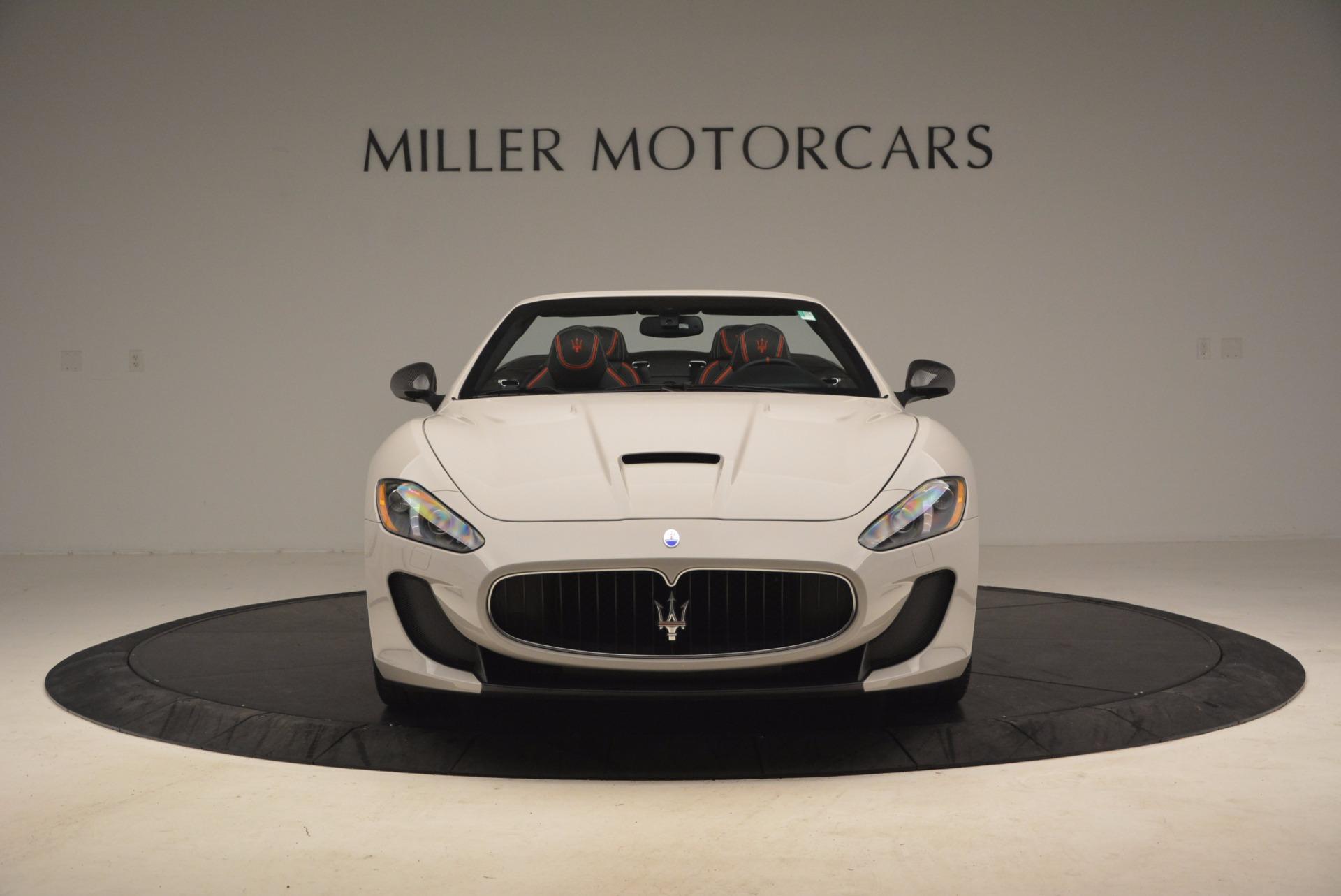 Used 2015 Maserati GranTurismo MC Centennial For Sale In Greenwich, CT 1107_p12