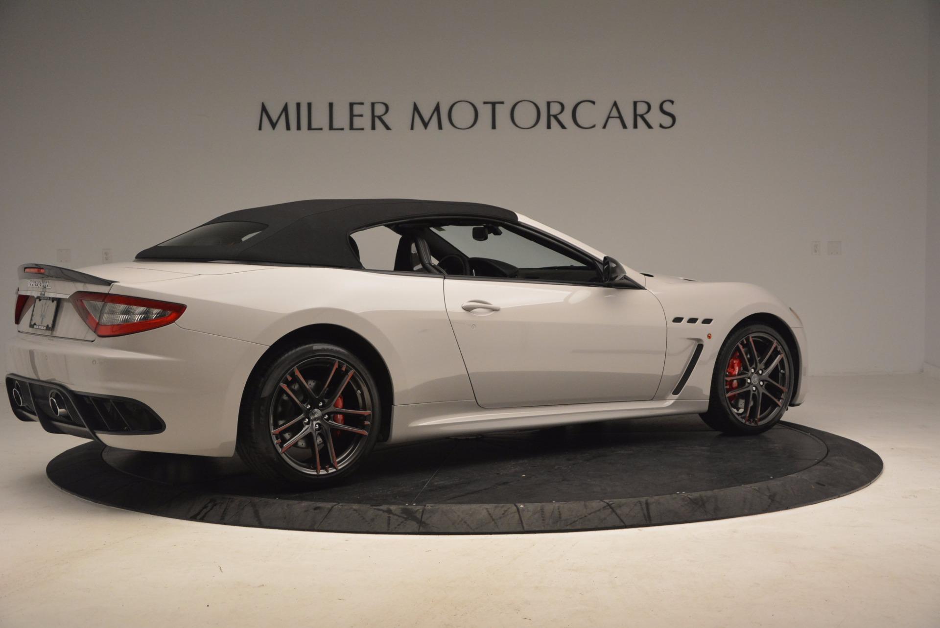 Used 2015 Maserati GranTurismo MC Centennial For Sale In Greenwich, CT 1107_p20