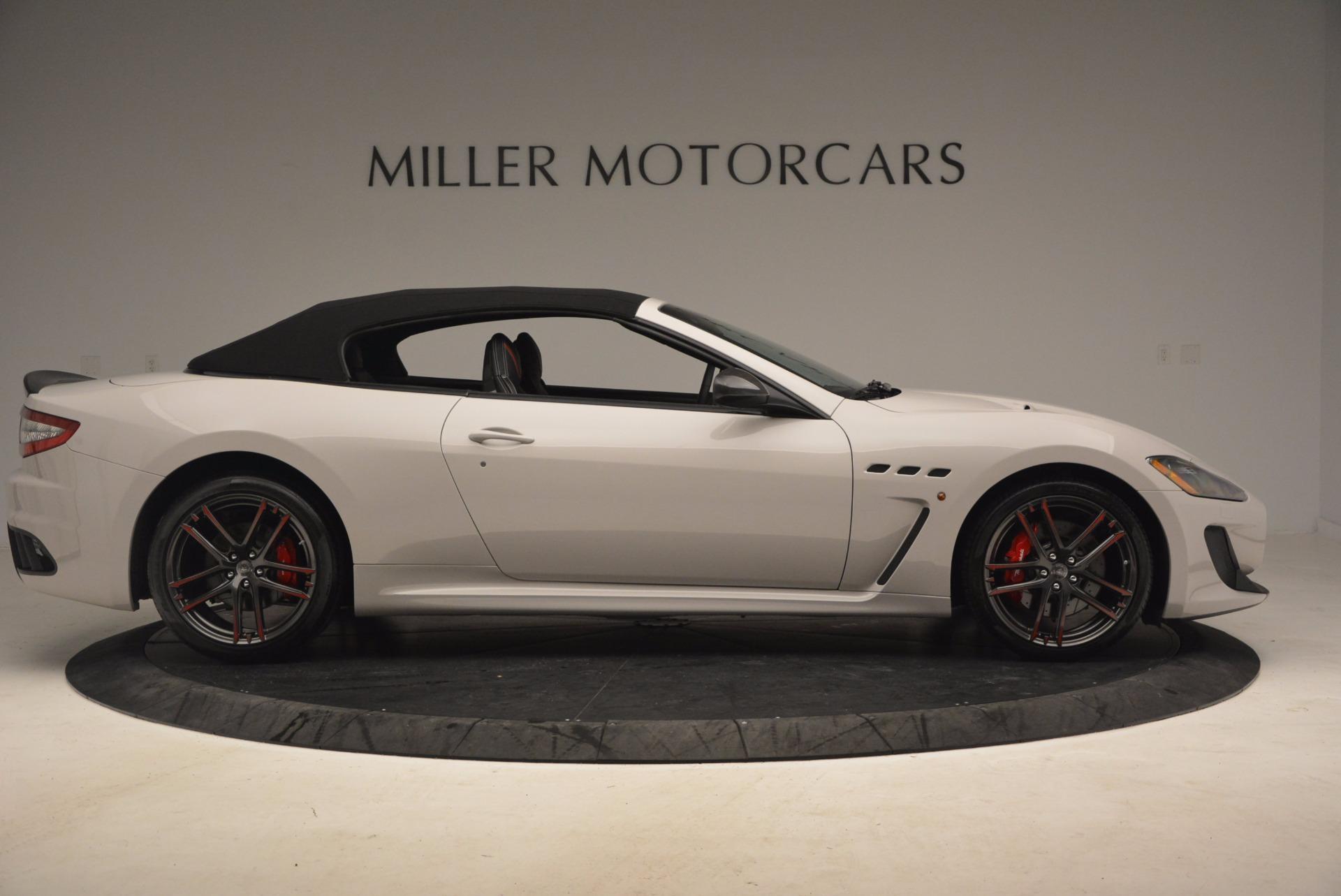 Used 2015 Maserati GranTurismo MC Centennial For Sale In Greenwich, CT 1107_p21