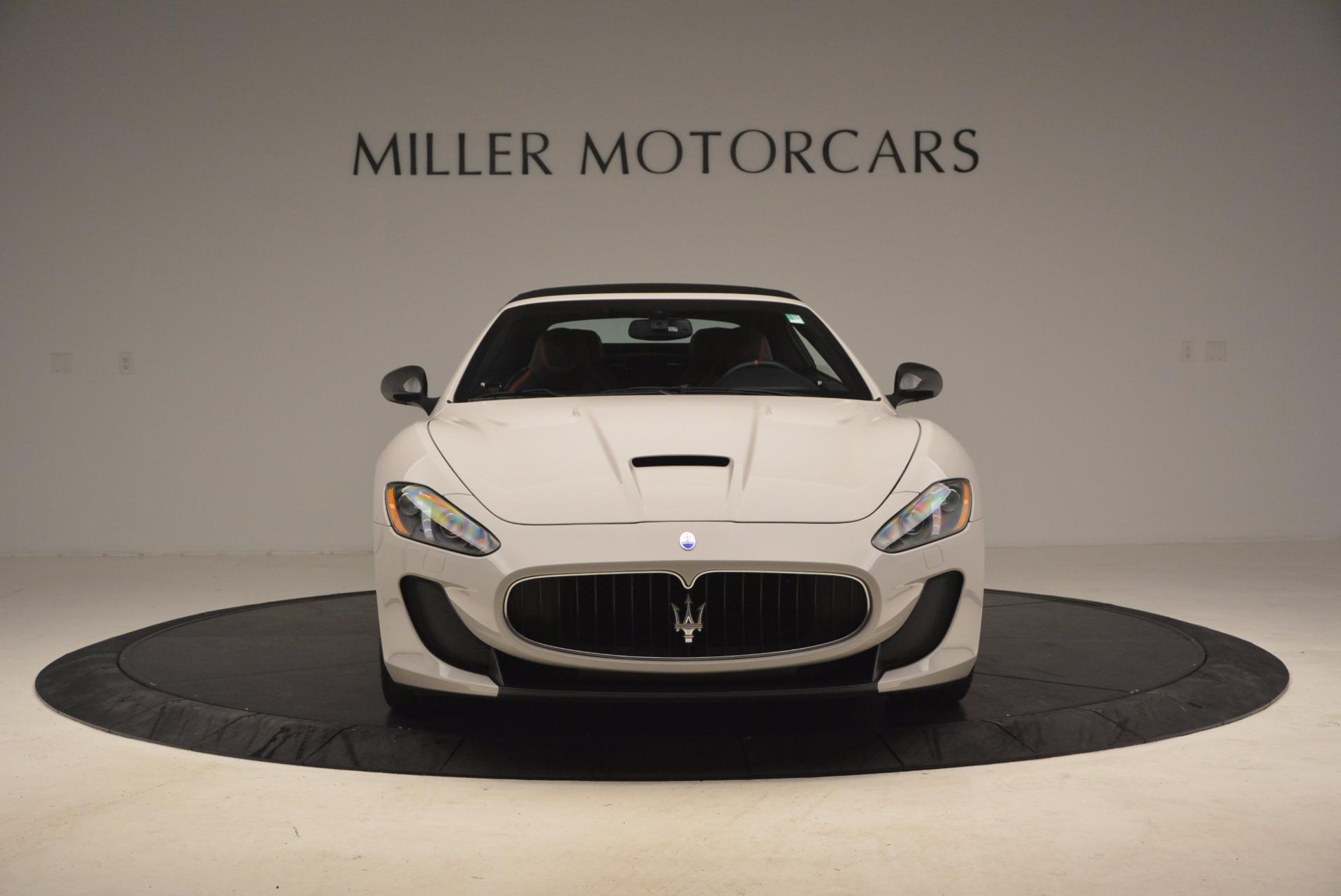 Used 2015 Maserati GranTurismo MC Centennial For Sale In Greenwich, CT 1107_p24
