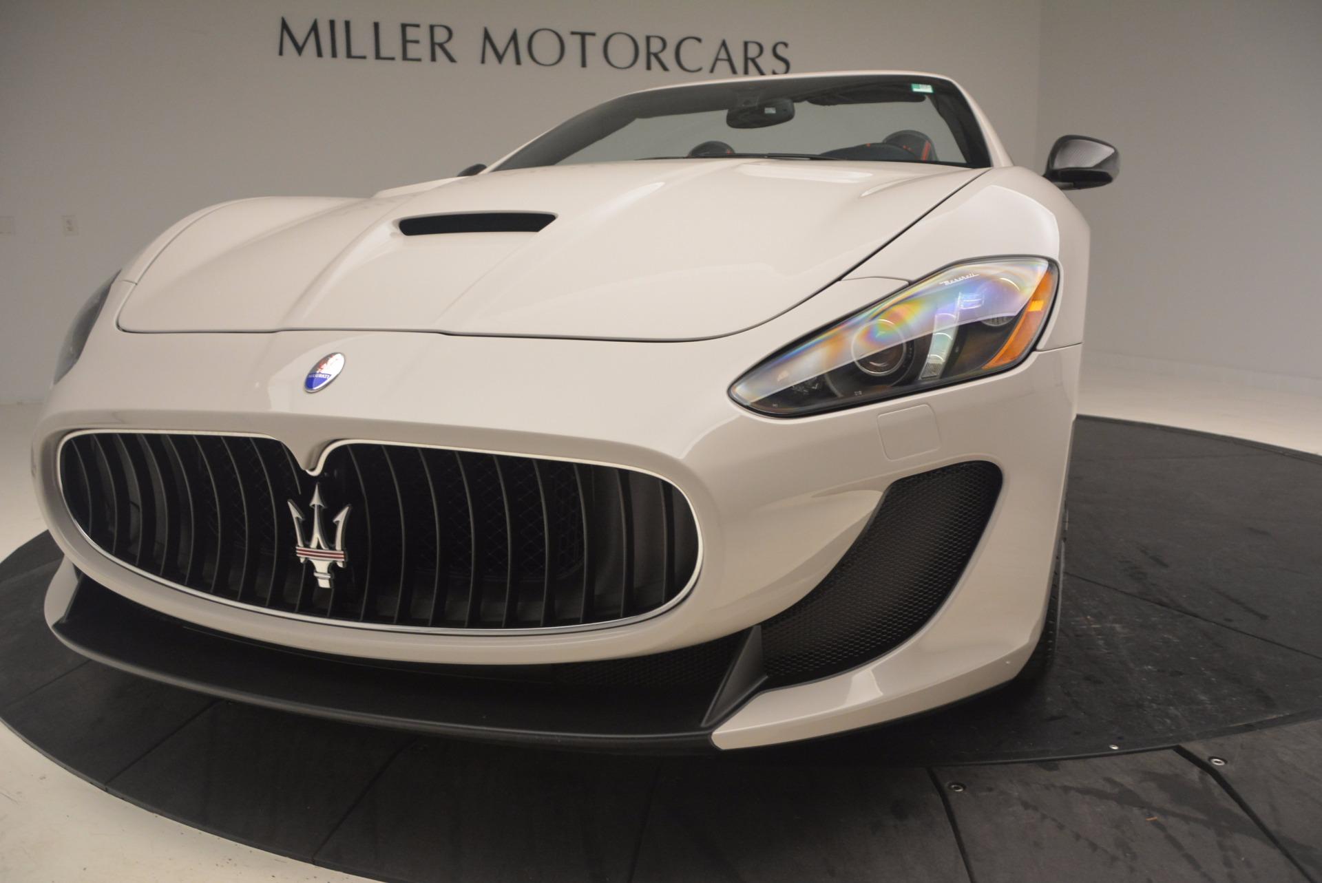 Used 2015 Maserati GranTurismo MC Centennial For Sale In Greenwich, CT 1107_p25