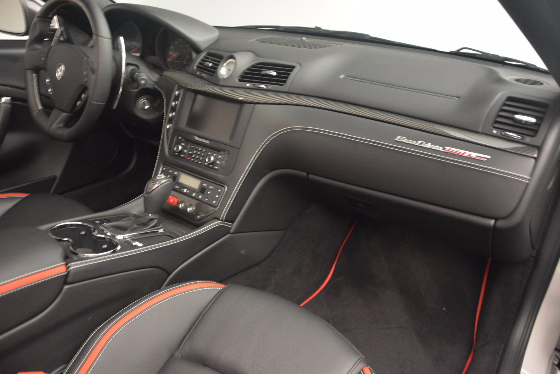 Used 2015 Maserati GranTurismo MC Centennial For Sale In Greenwich, CT 1107_p32