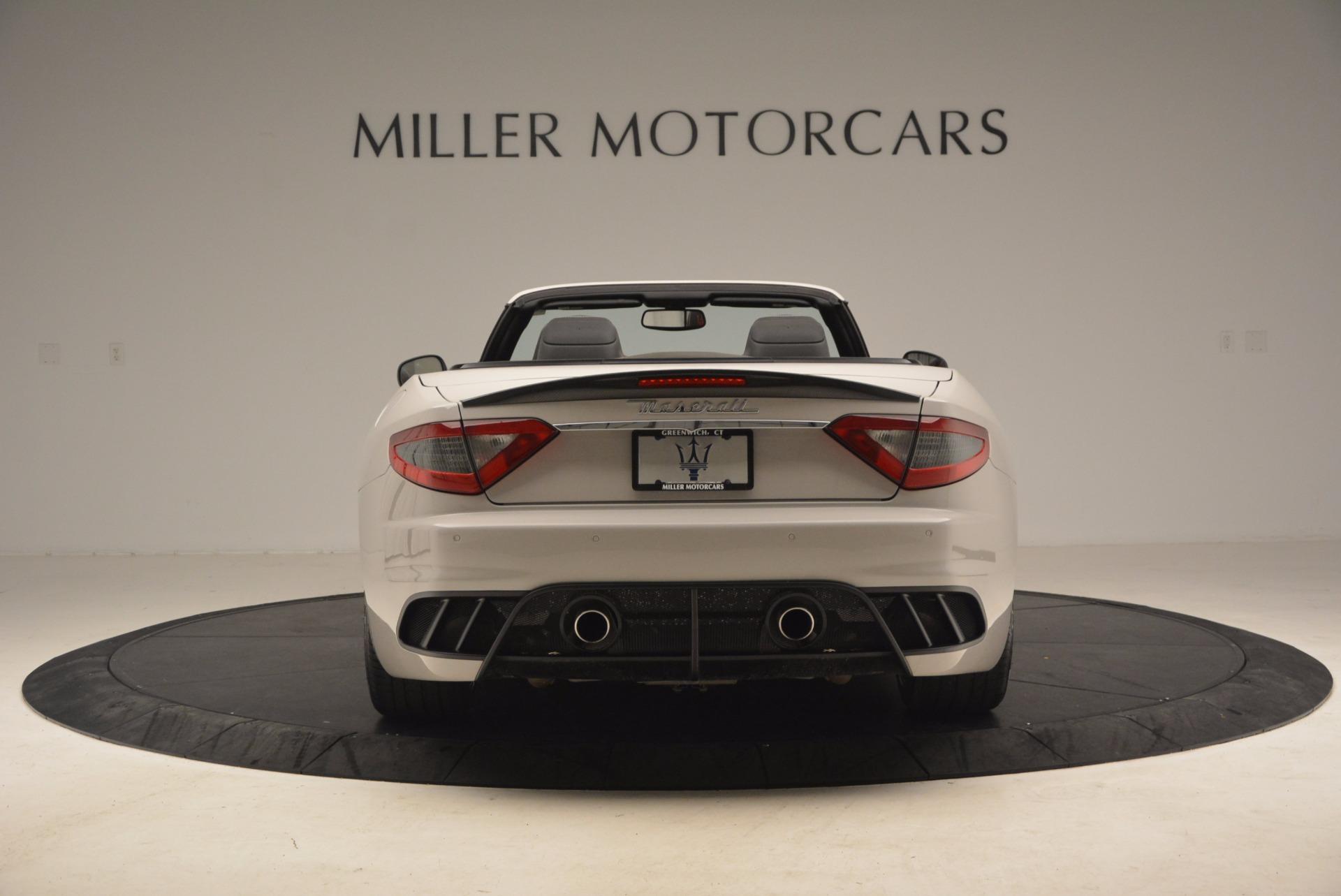 Used 2015 Maserati GranTurismo MC Centennial For Sale In Greenwich, CT 1107_p6