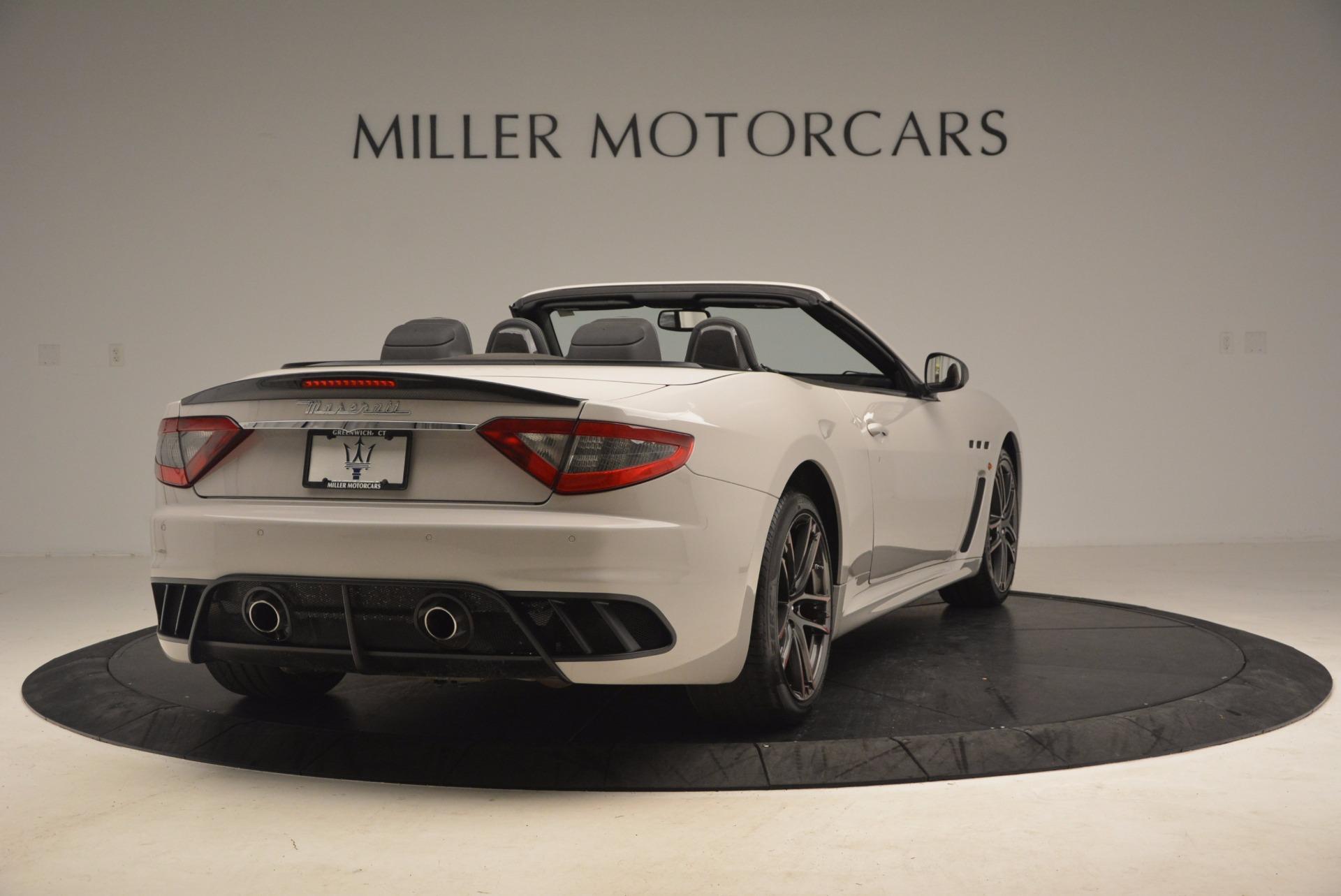 Used 2015 Maserati GranTurismo MC Centennial For Sale In Greenwich, CT 1107_p7