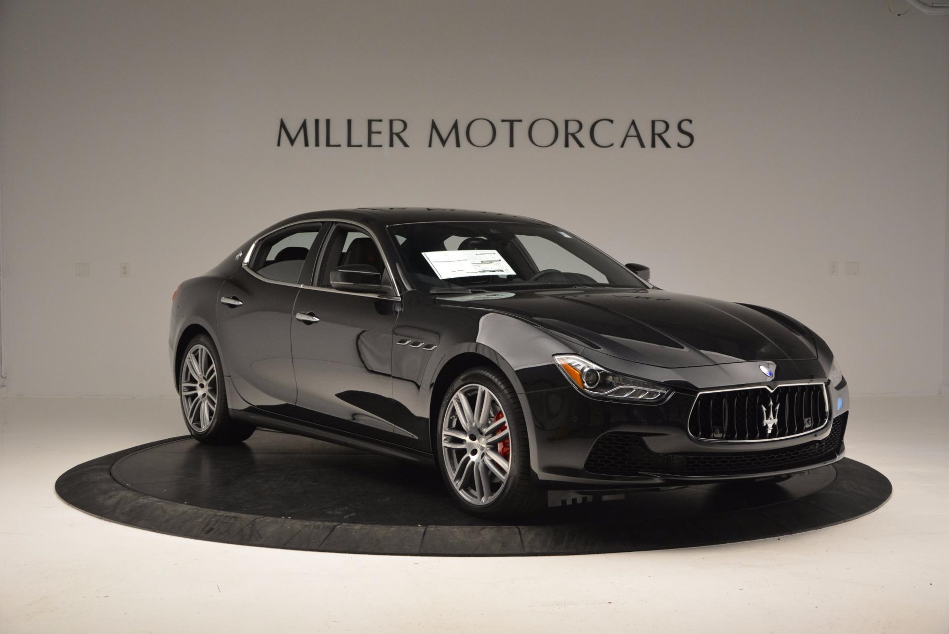 New 2017 Maserati Ghibli SQ4 For Sale In Greenwich, CT 1108_p11