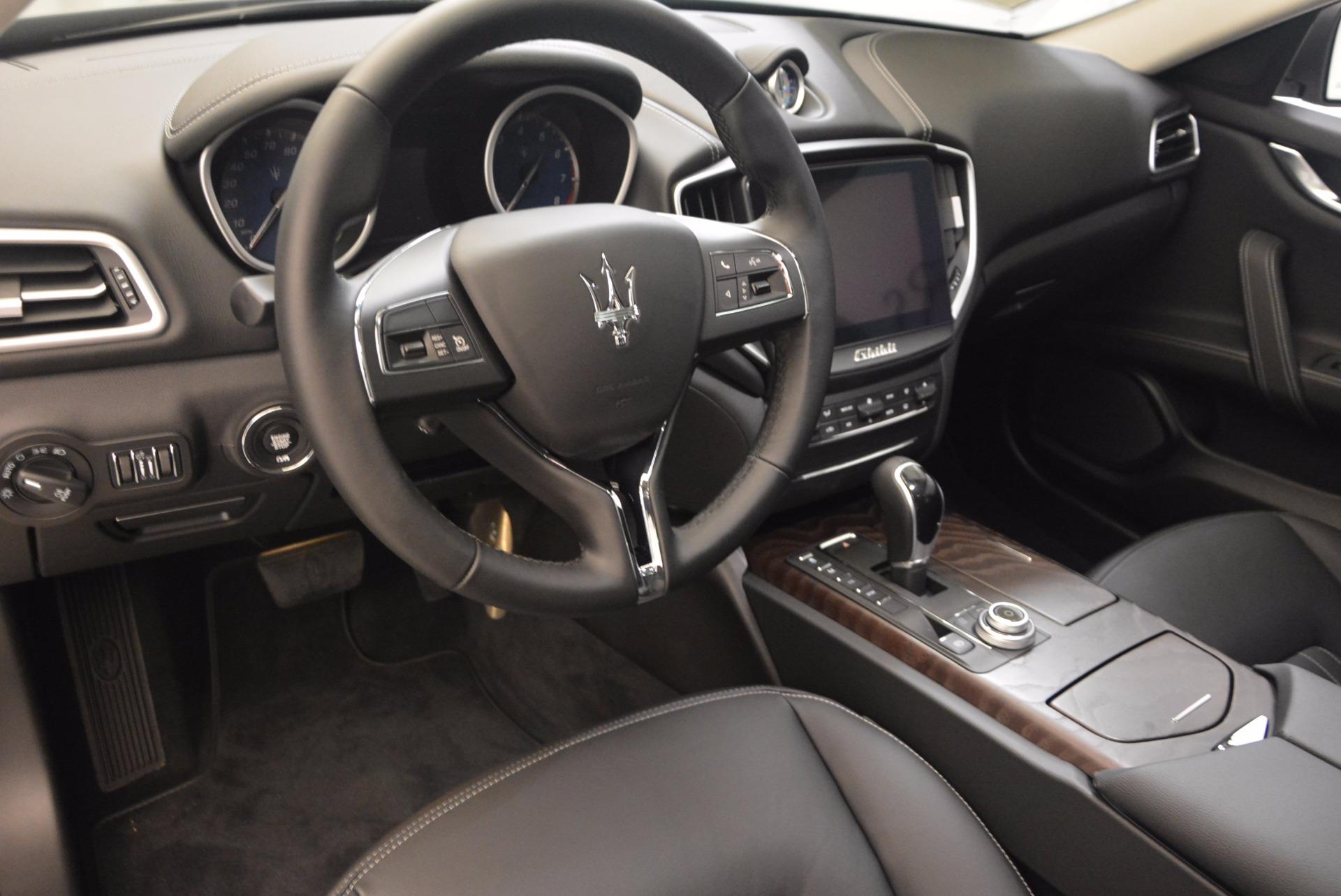New 2017 Maserati Ghibli SQ4 For Sale In Greenwich, CT 1109_p13