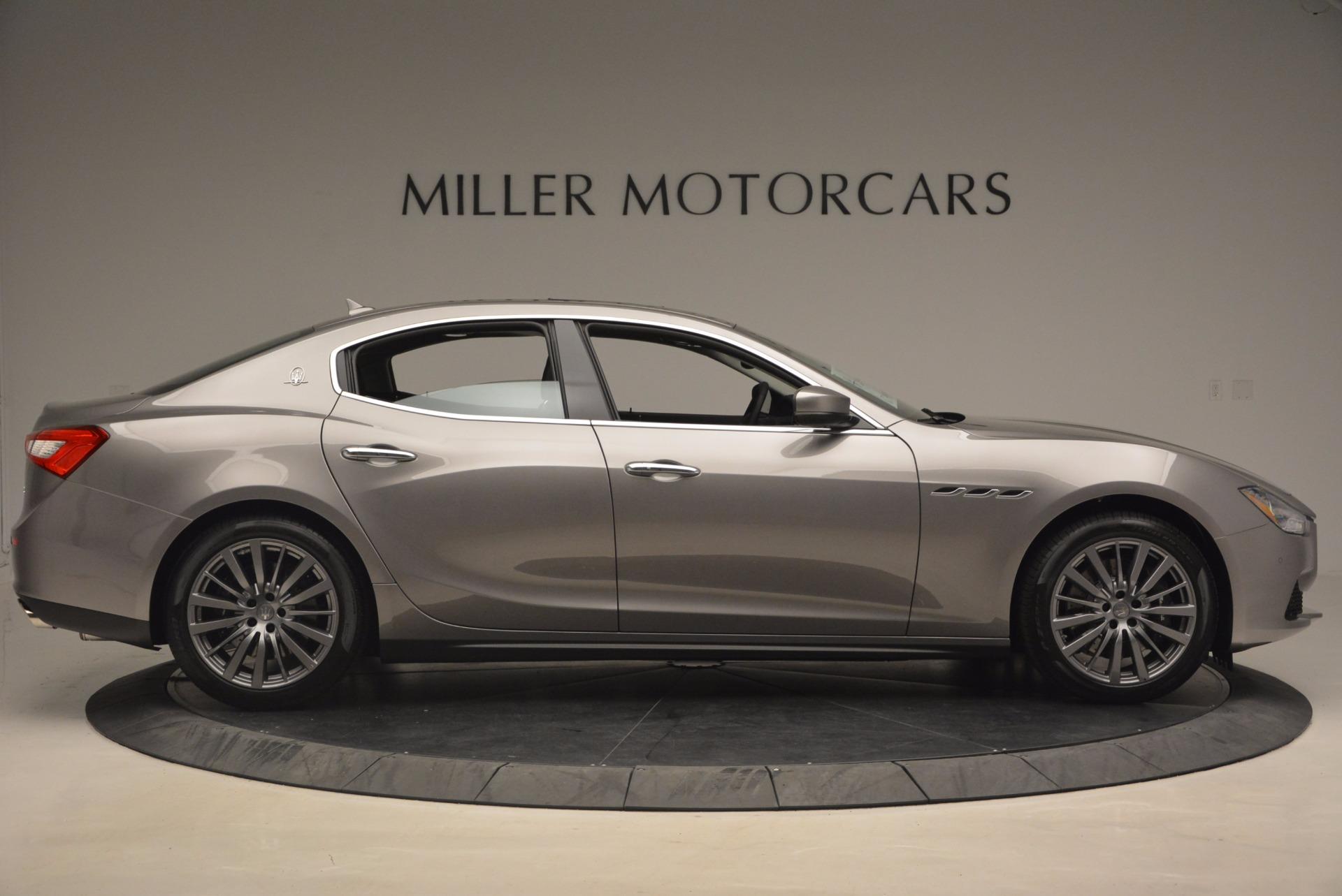 New 2017 Maserati Ghibli SQ4 For Sale In Greenwich, CT 1109_p9