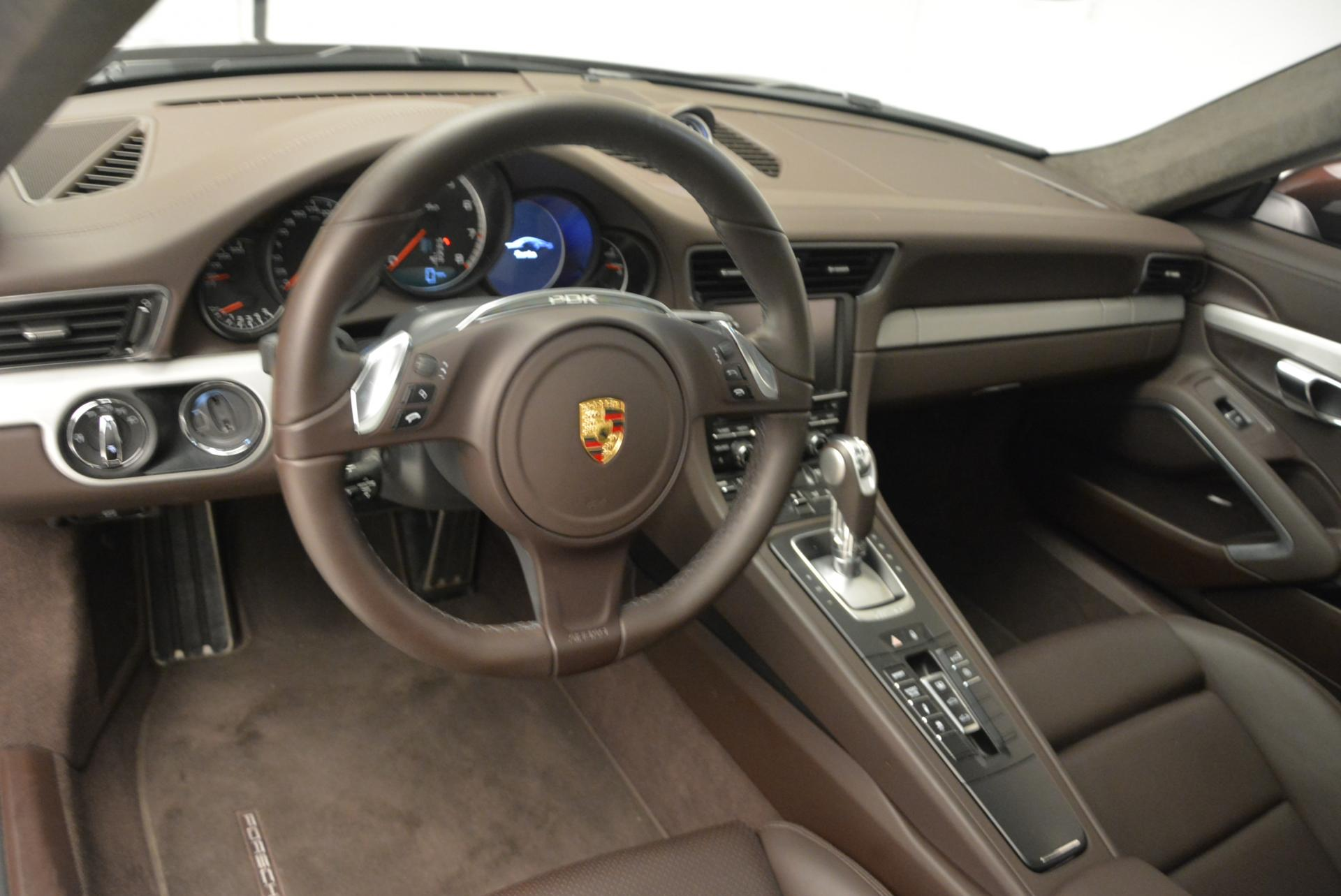 Used 2014 Porsche 911 Turbo For Sale In Greenwich, CT 111_p19