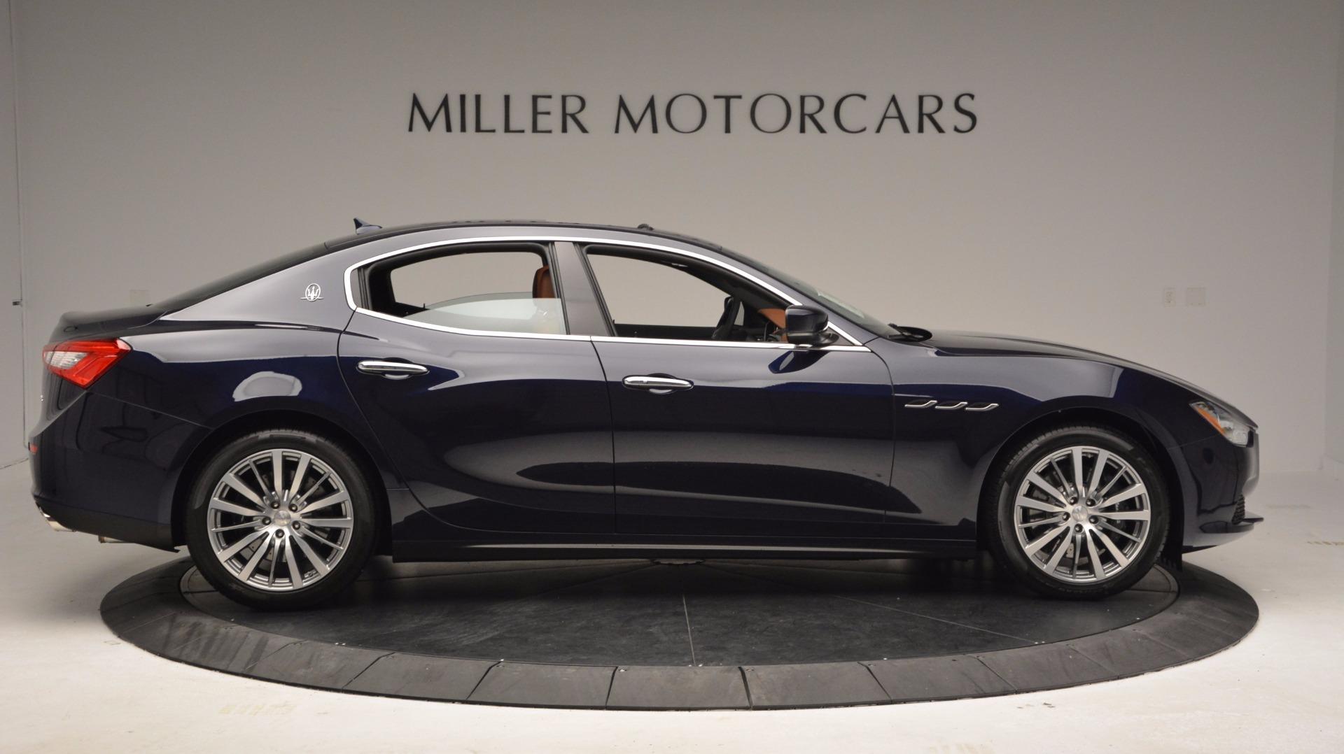 New 2017 Maserati Ghibli S Q4 For Sale In Greenwich, CT 1110_p9