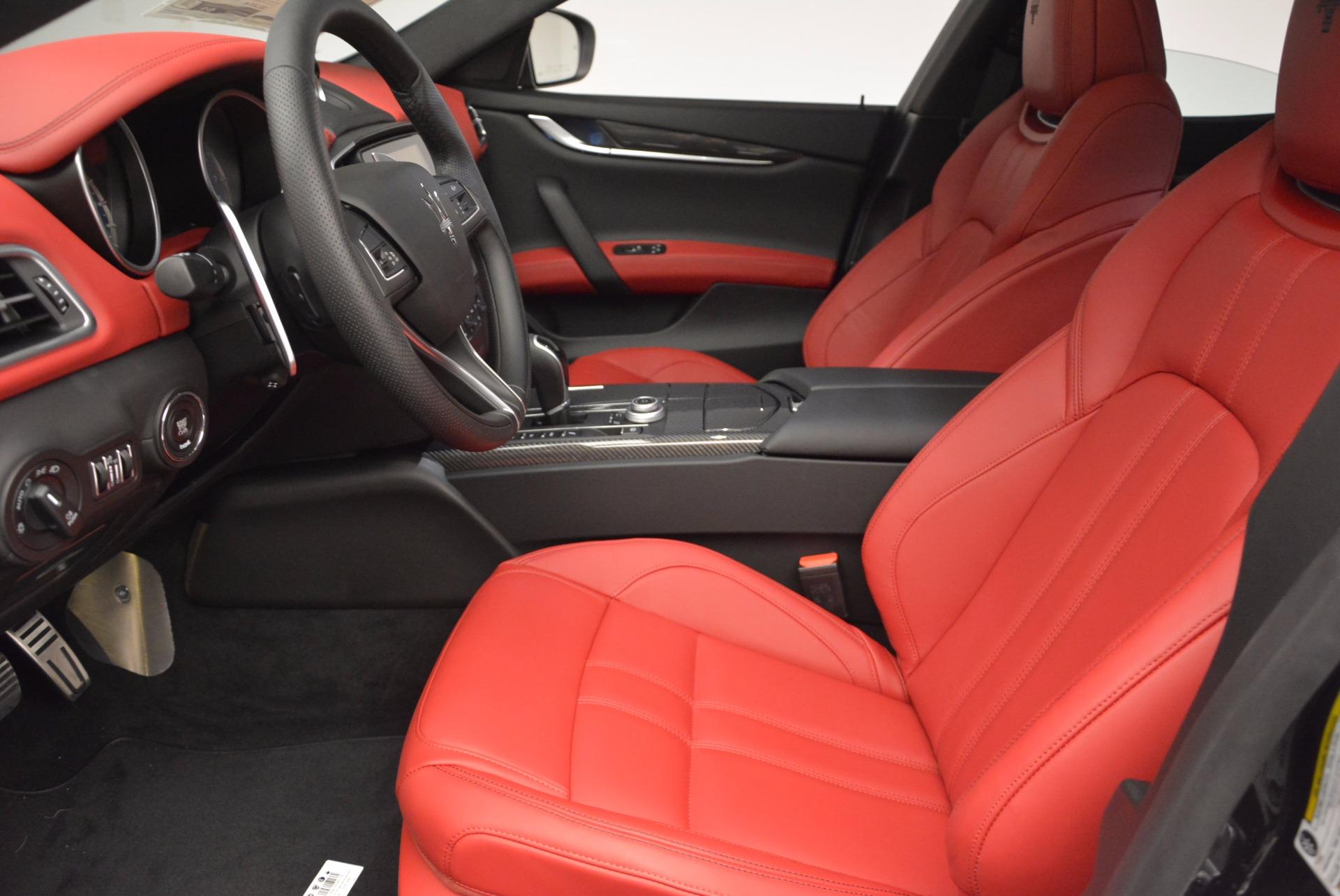 New 2017 Maserati Ghibli S Q4 For Sale In Greenwich, CT 1111_p14