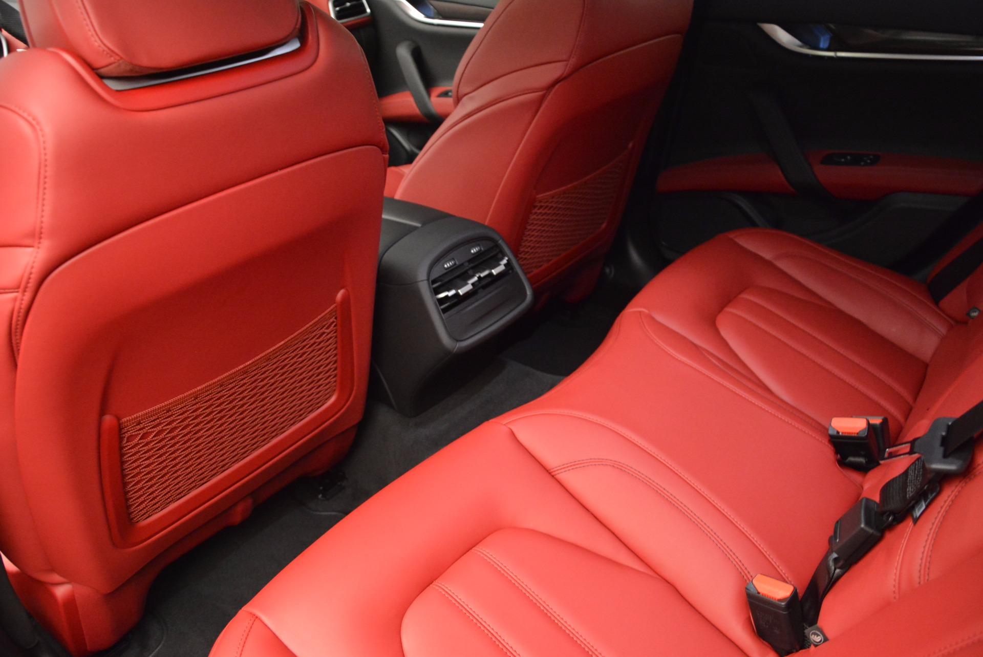 New 2017 Maserati Ghibli S Q4 For Sale In Greenwich, CT 1111_p18