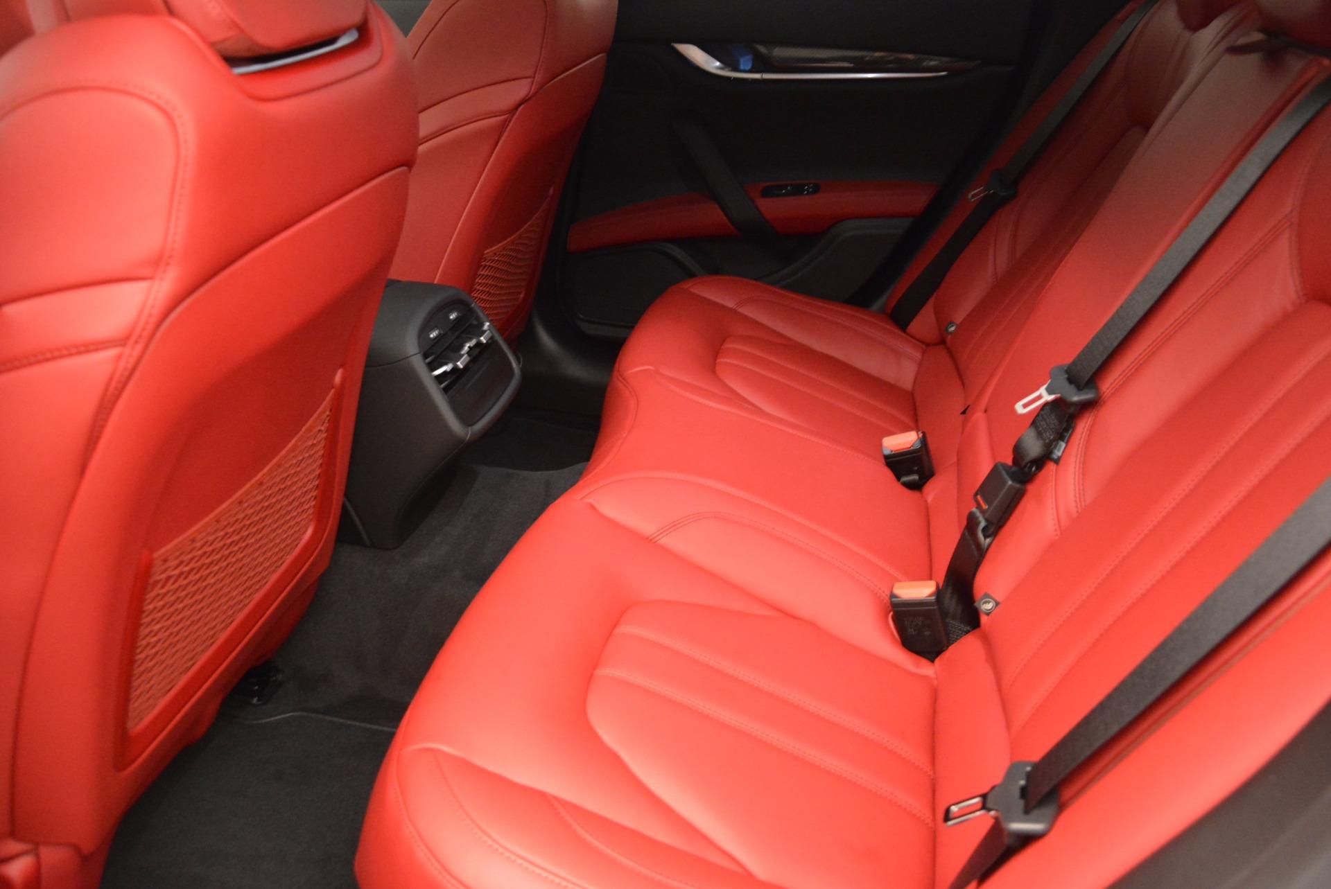 New 2017 Maserati Ghibli S Q4 For Sale In Greenwich, CT 1111_p19