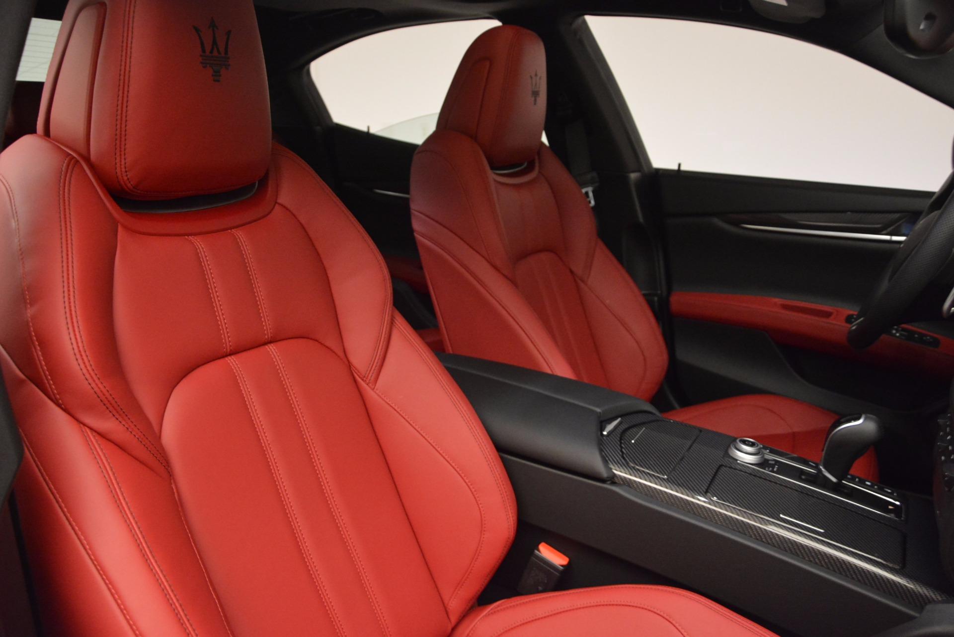 New 2017 Maserati Ghibli S Q4 For Sale In Greenwich, CT 1111_p23