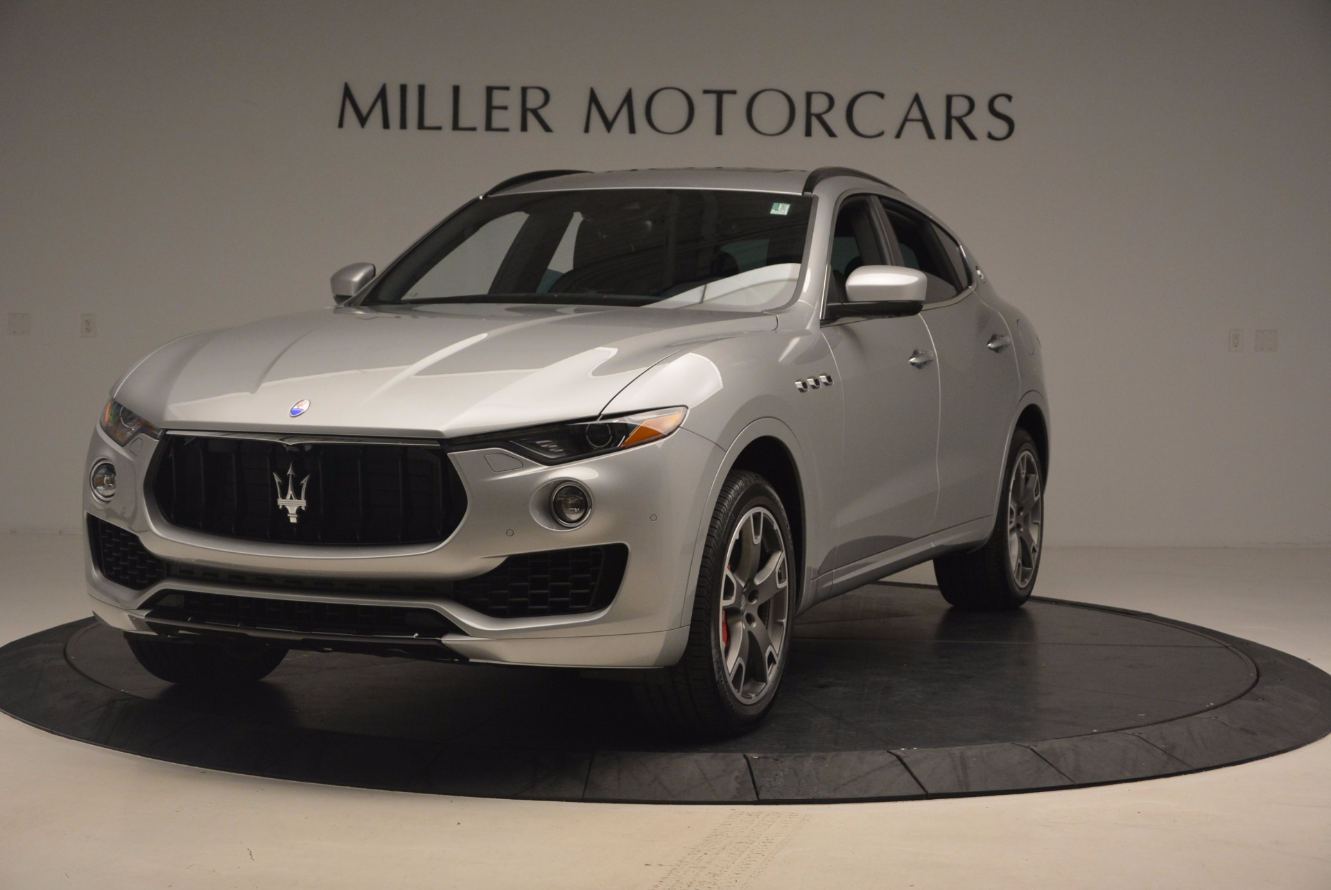 Used 2017 Maserati Levante S For Sale In Greenwich, CT 1112_main