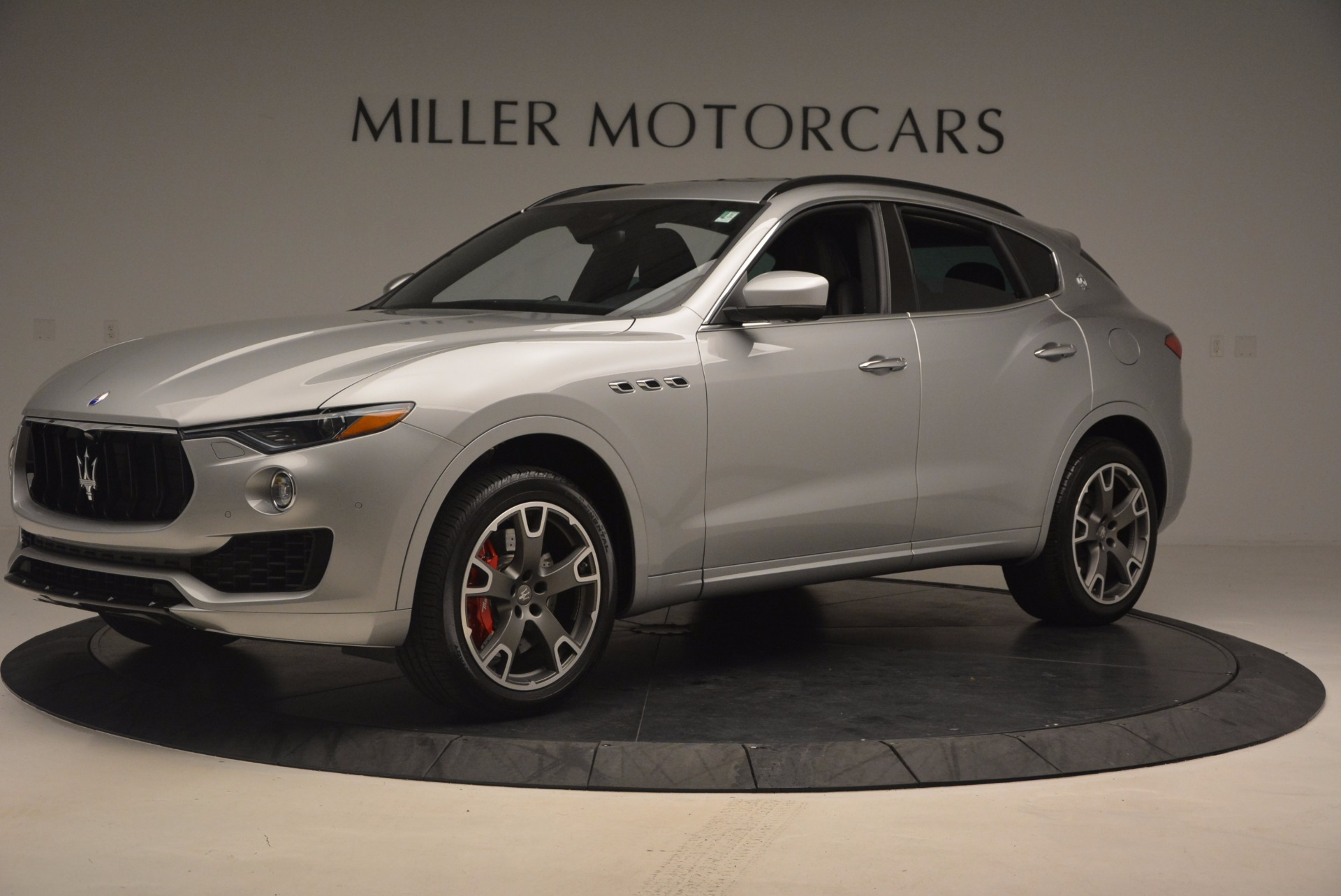 Used 2017 Maserati Levante S For Sale In Greenwich, CT 1112_p2