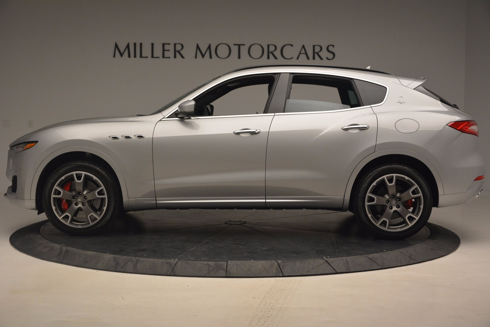 Used 2017 Maserati Levante S For Sale In Greenwich, CT 1112_p3