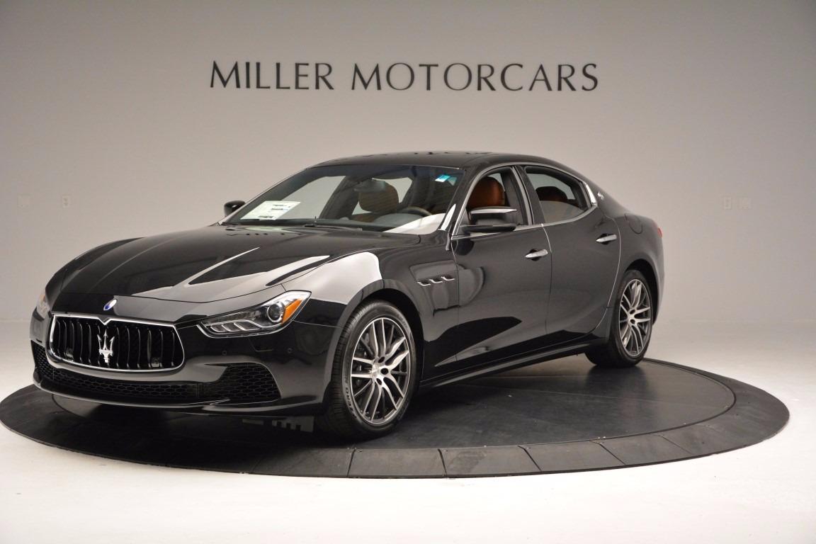 New 2017 Maserati Ghibli S Q4 For Sale In Greenwich, CT 1113_main