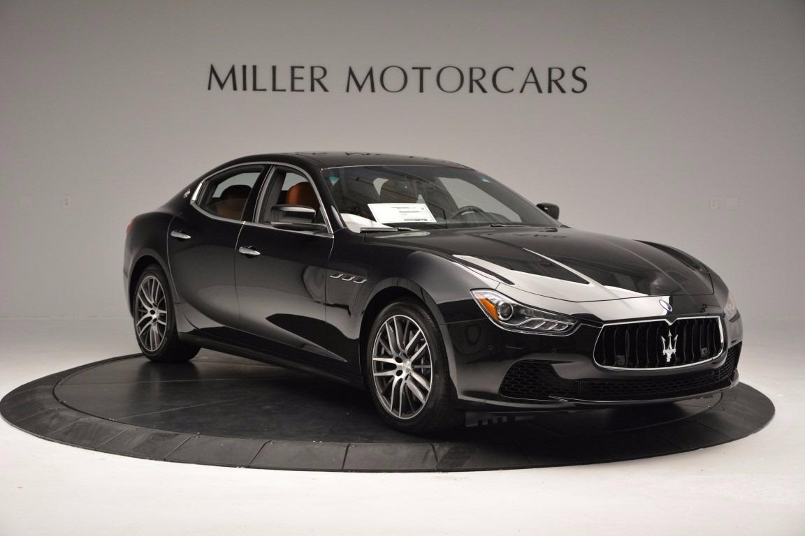 New 2017 Maserati Ghibli S Q4 For Sale In Greenwich, CT 1113_p10