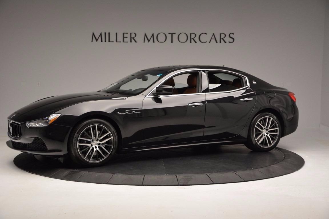 New 2017 Maserati Ghibli S Q4 For Sale In Greenwich, CT 1113_p2