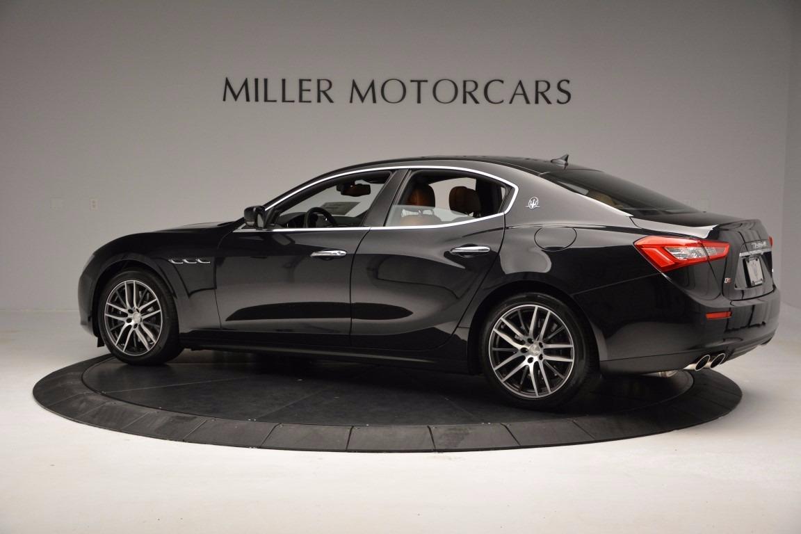 New 2017 Maserati Ghibli S Q4 For Sale In Greenwich, CT 1113_p4