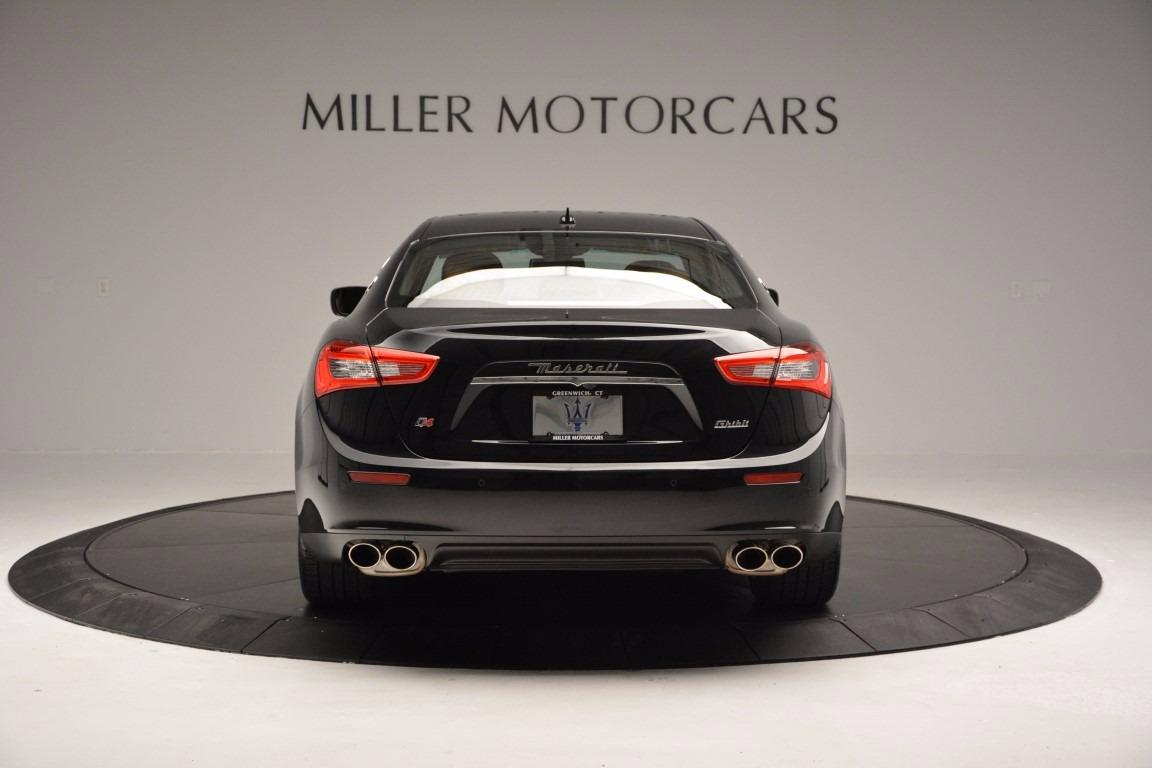 New 2017 Maserati Ghibli S Q4 For Sale In Greenwich, CT 1113_p5