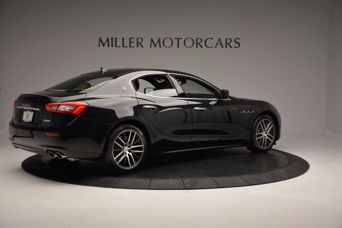 New 2017 Maserati Ghibli S Q4 For Sale In Greenwich, CT 1113_p7