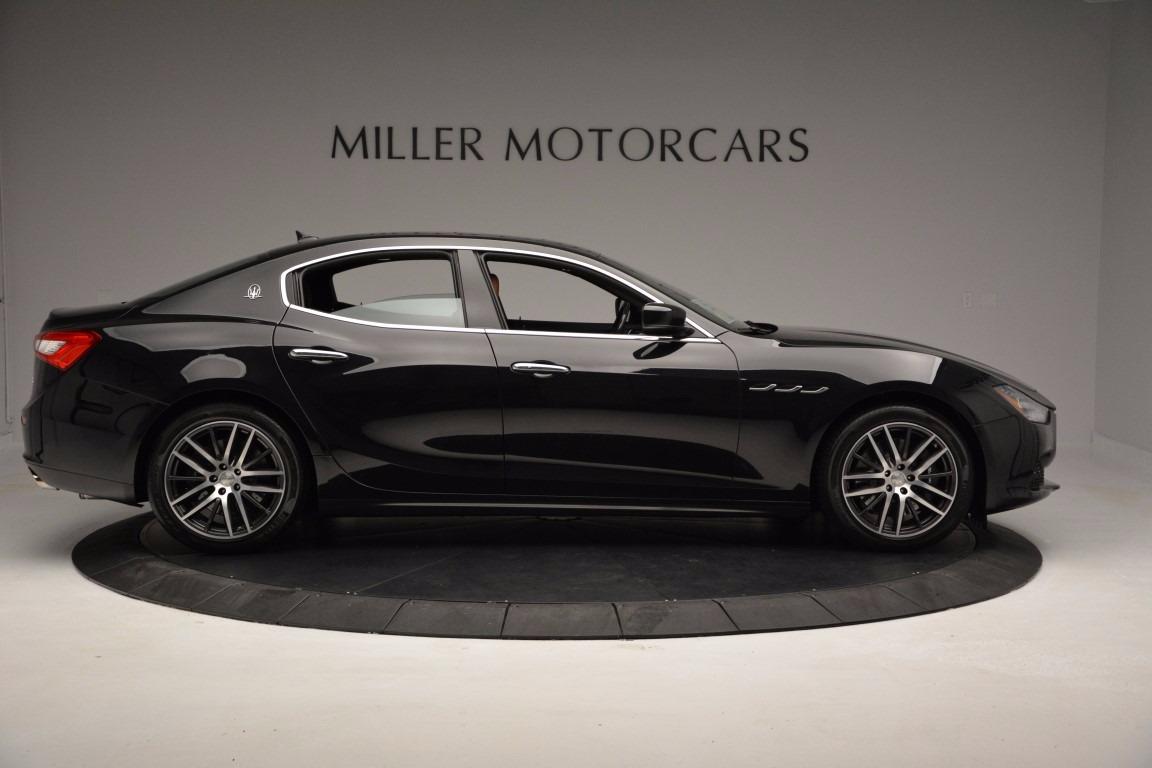 New 2017 Maserati Ghibli S Q4 For Sale In Greenwich, CT 1113_p8