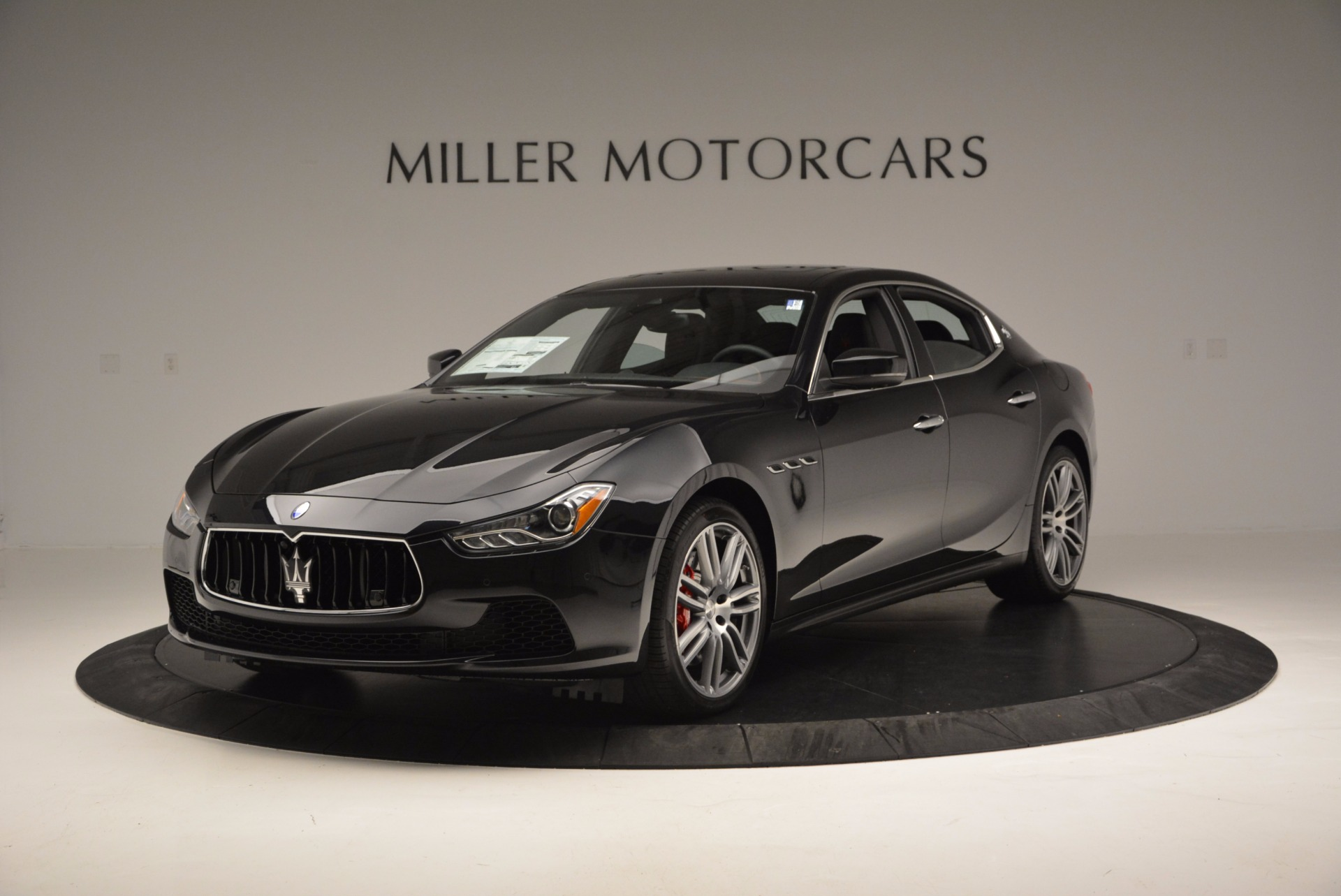 New 2017 Maserati Ghibli S Q4 For Sale In Greenwich, CT 1114_main