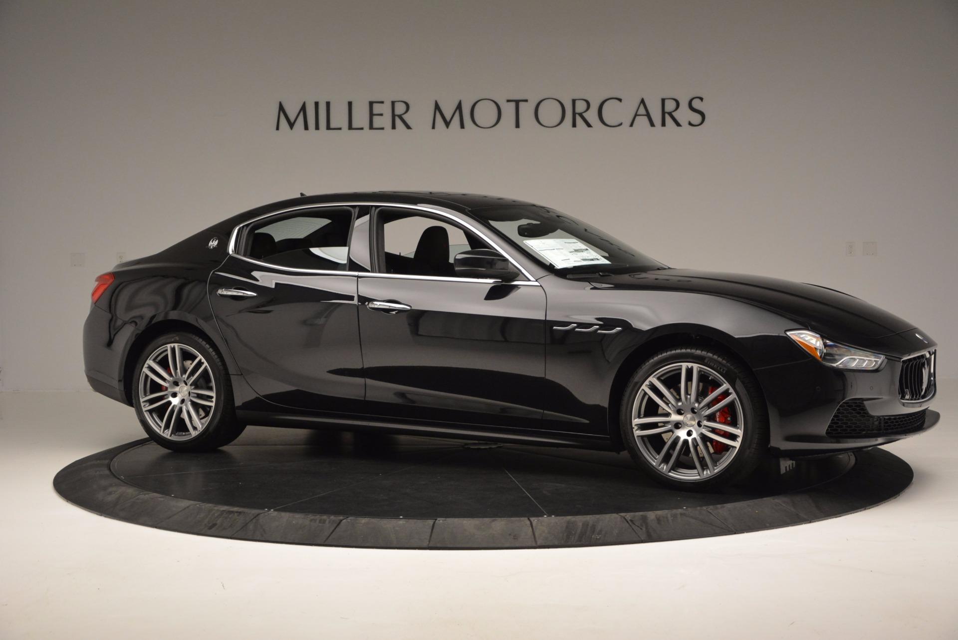 New 2017 Maserati Ghibli S Q4 For Sale In Greenwich, CT 1114_p10