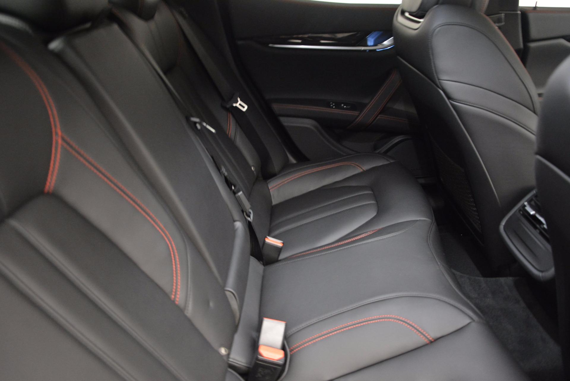 New 2017 Maserati Ghibli S Q4 For Sale In Greenwich, CT 1114_p26