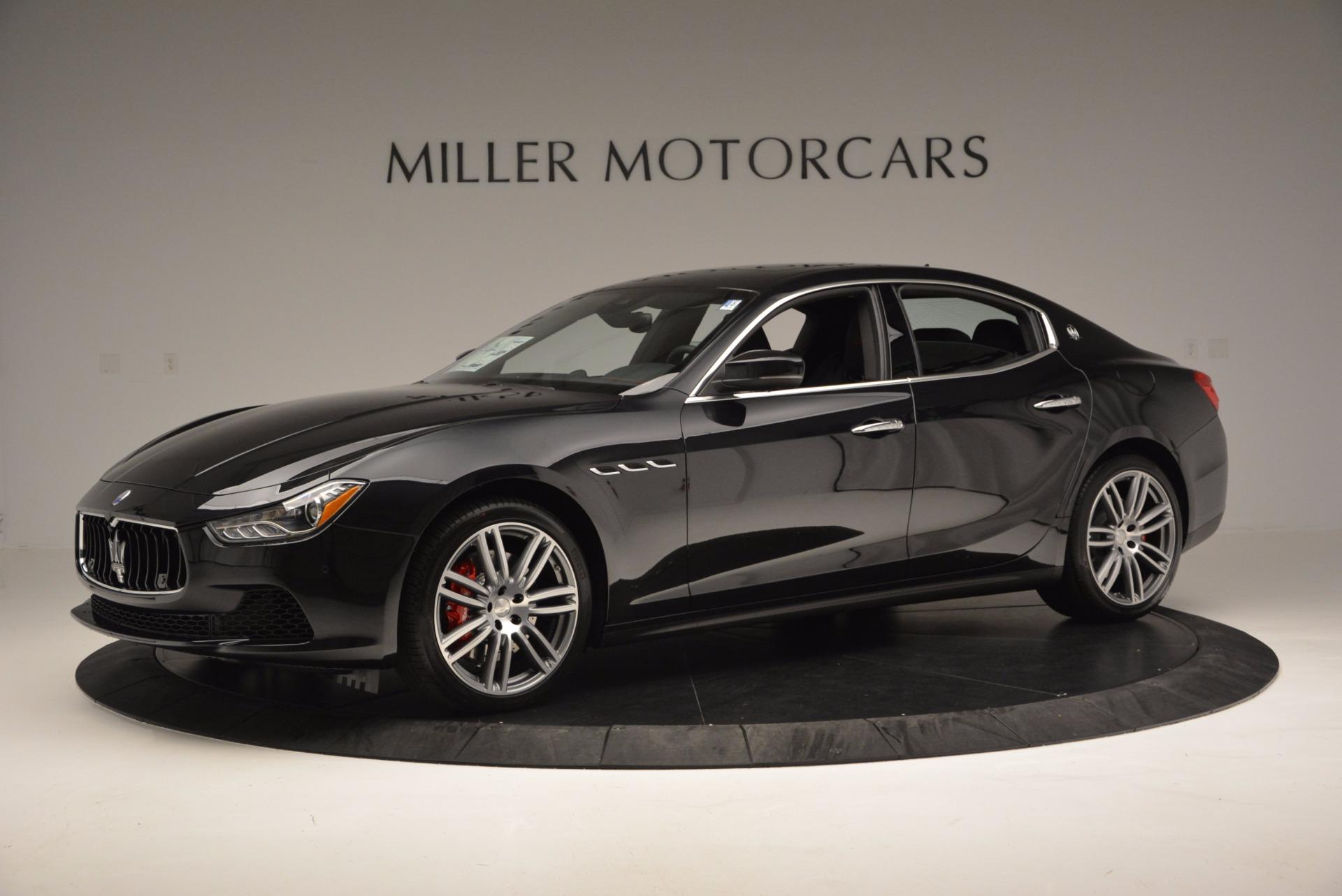 New 2017 Maserati Ghibli S Q4 For Sale In Greenwich, CT 1114_p2