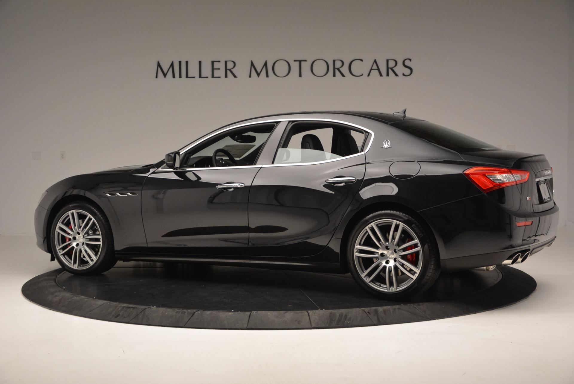 New 2017 Maserati Ghibli S Q4 For Sale In Greenwich, CT 1114_p4